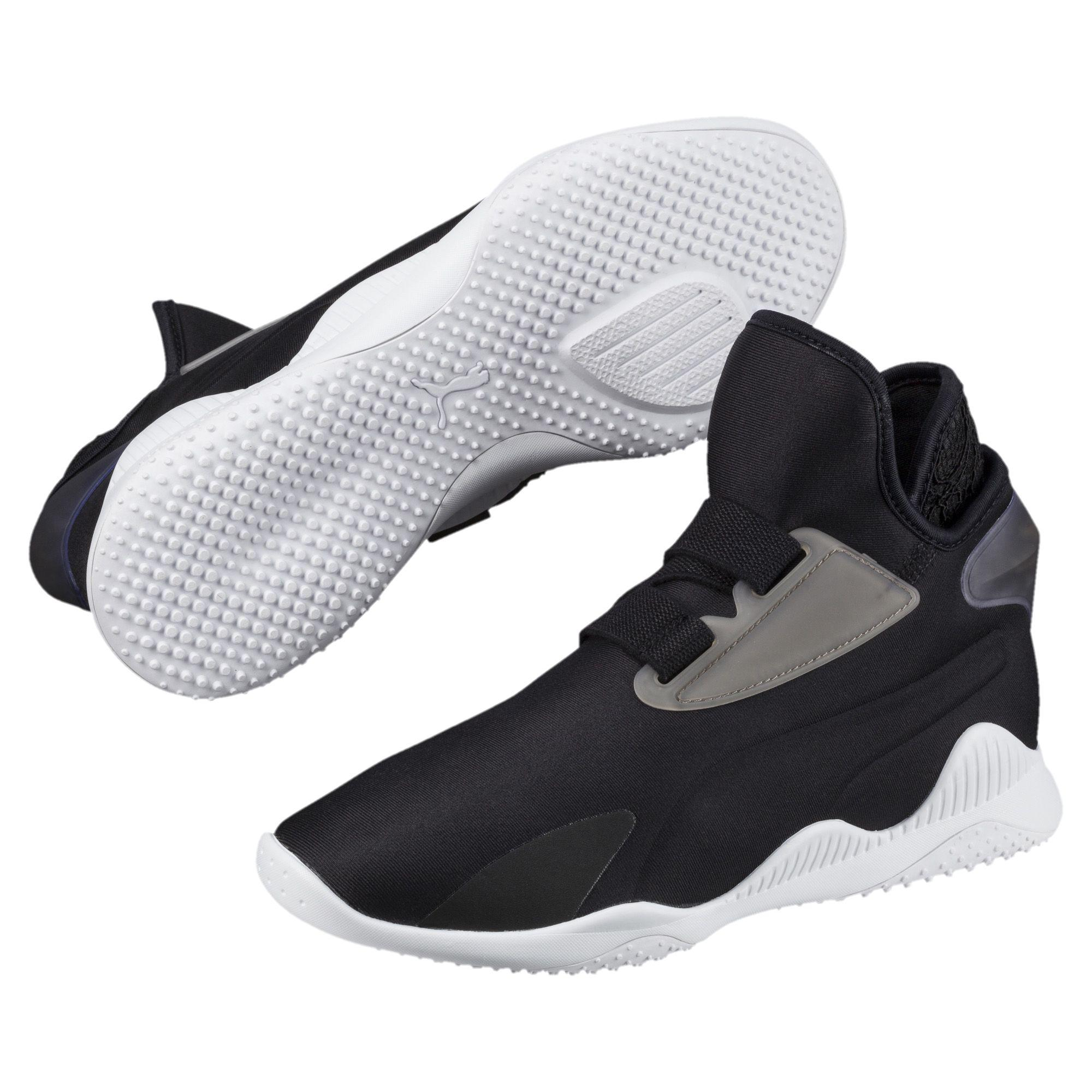 35bb7e7654820b Lyst - PUMA Mostro Śīrsa Fo Women s Boots in Black