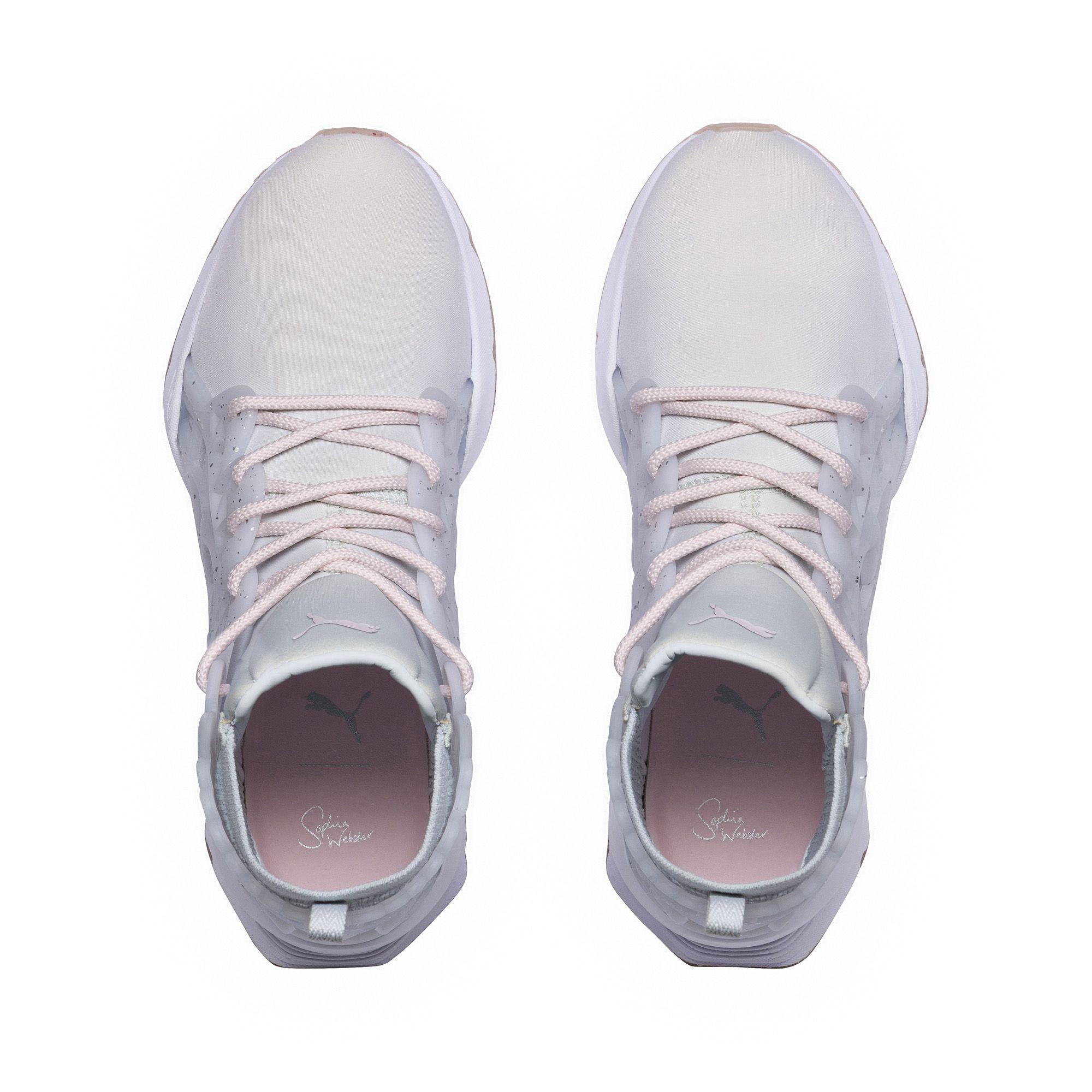 727ef5d7993 Lyst - PUMA X Sophia Webster Muse Echo Glitter Women s Sneakers in Blue