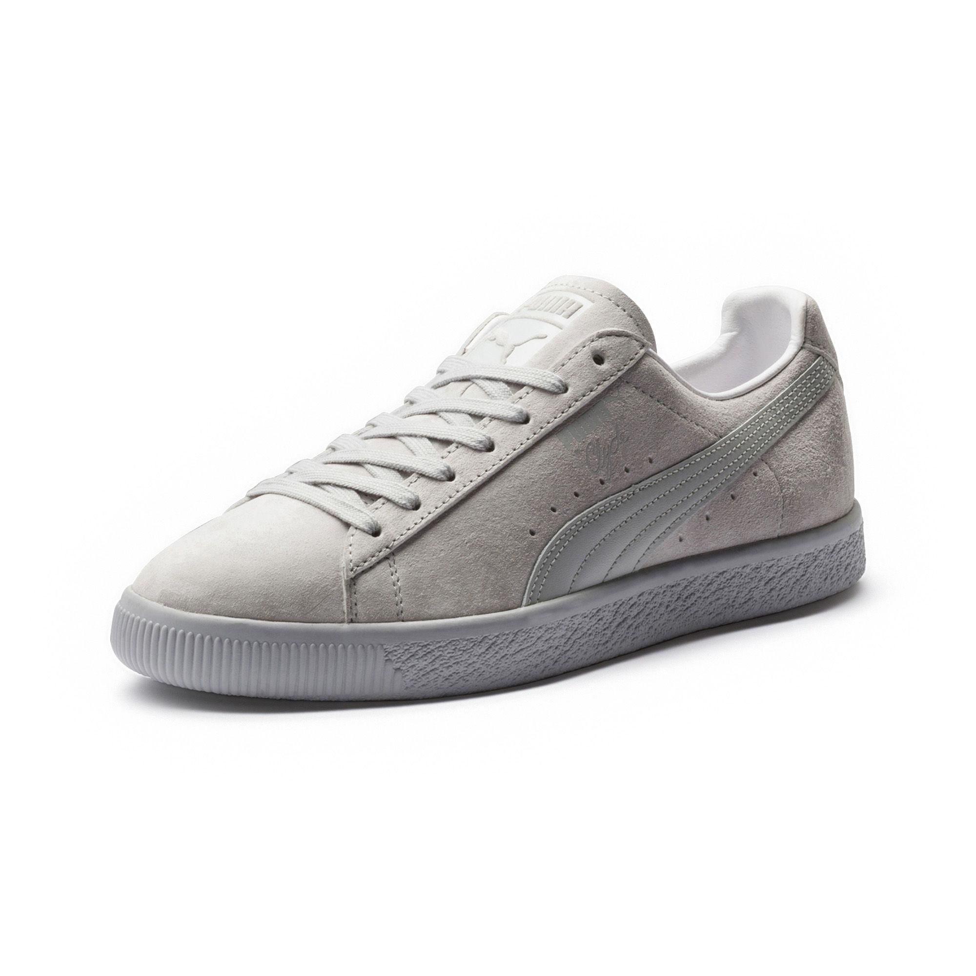fa430db954d Lyst - PUMA Clyde Normcore Sneakers in Gray for Men
