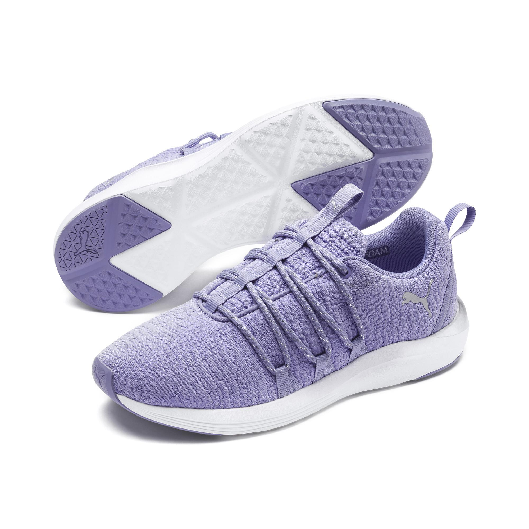 PUMA - Purple Prowl Alt Metallic Training Shoes - Lyst. View fullscreen 48b0abf43