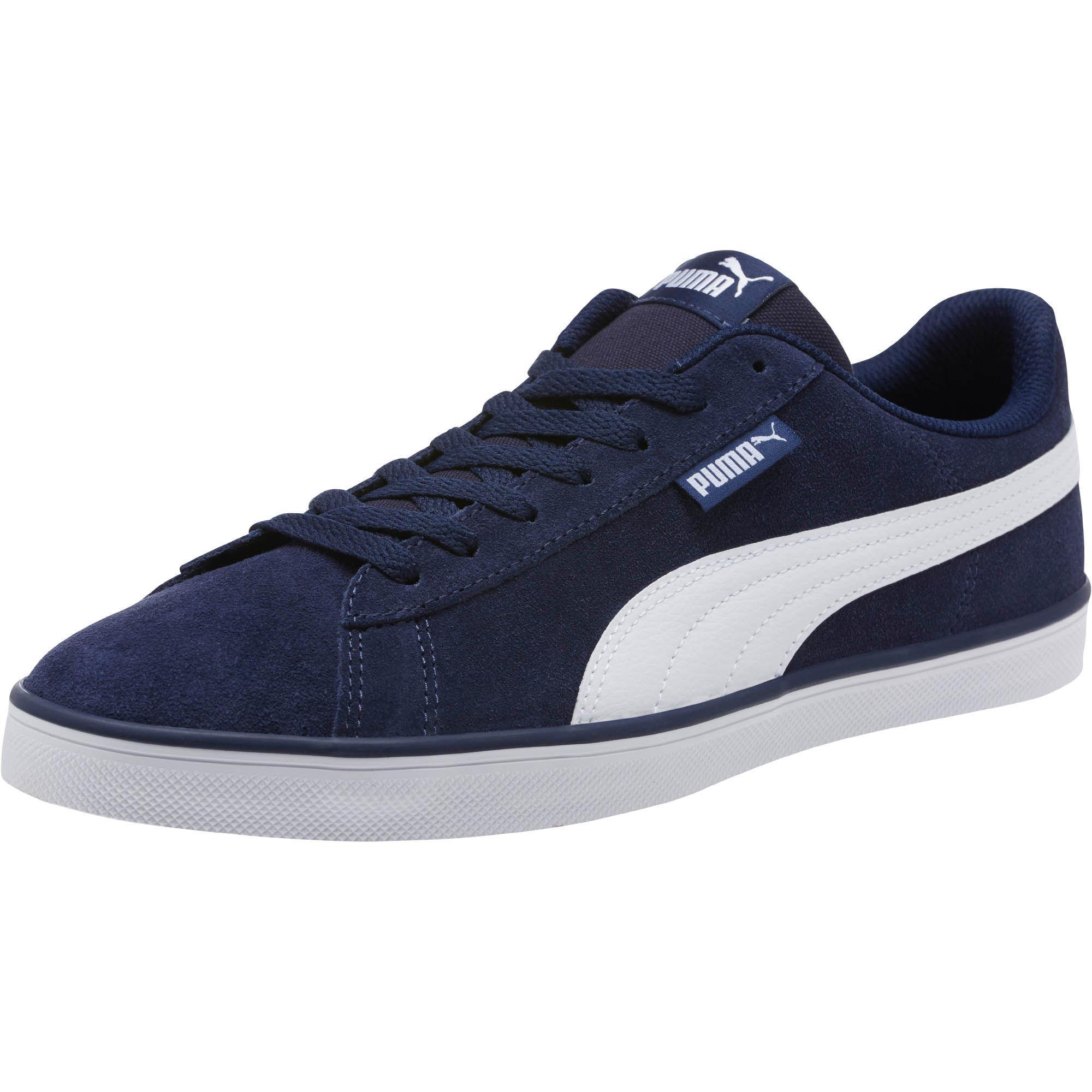 e54979c87c3ac7 Lyst - PUMA Urban Plus Suede Sneakers in Blue for Men - Save 36%