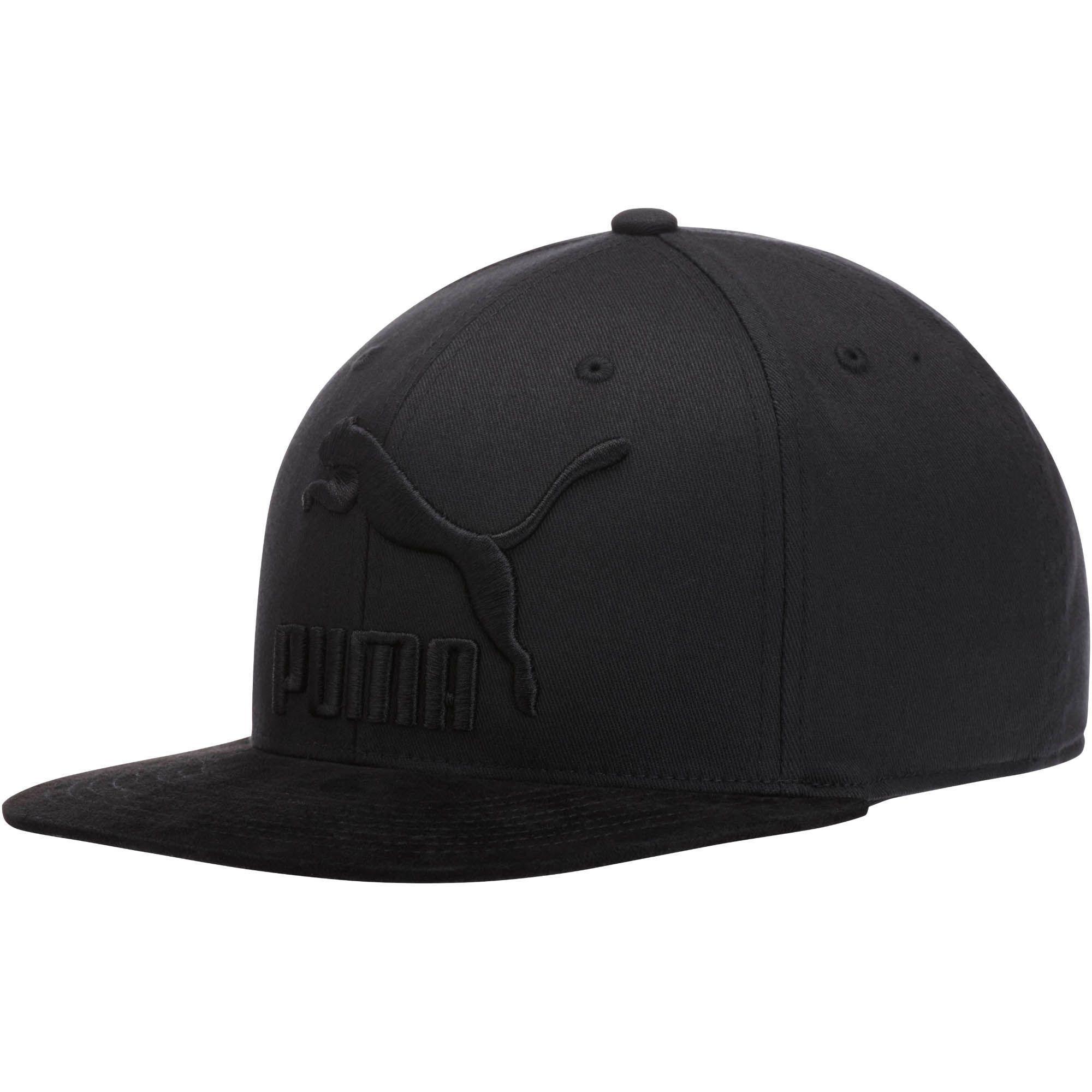 ac6d2fa3fa013 france puma golf p 110 snapback cap d47a6 b4bb1  sale lyst puma suede 110  snapback hat in black for men 0275b b0547