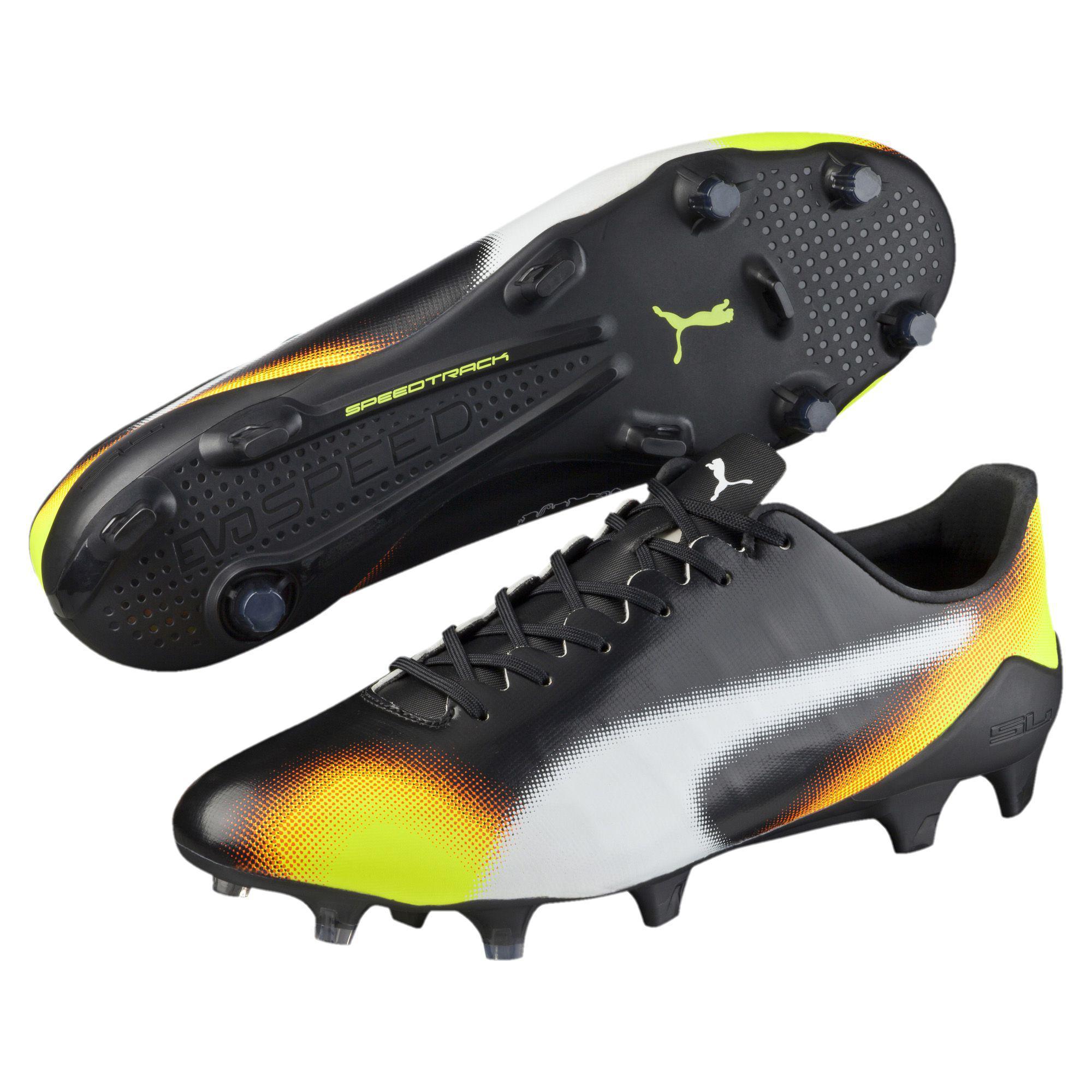 5829f84ff PUMA Evospeed Sl Ii Graphic Fg Men's Firm Ground Soccer Cleats - Lyst