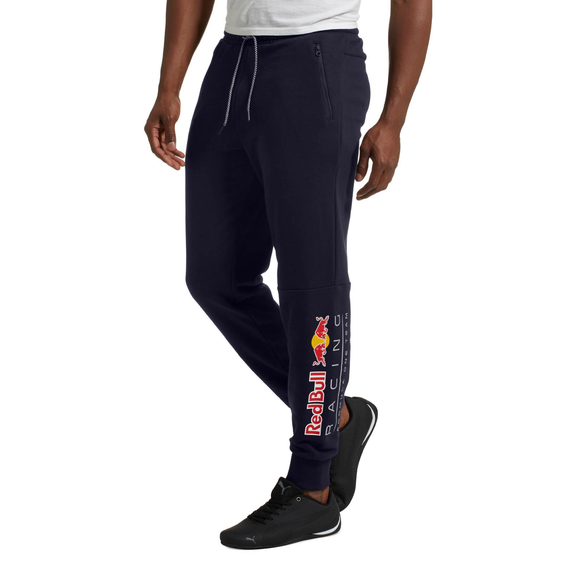 b7e9da0e159a PUMA - Blue Red Bull Racing Men s Sweatpants for Men - Lyst. View fullscreen