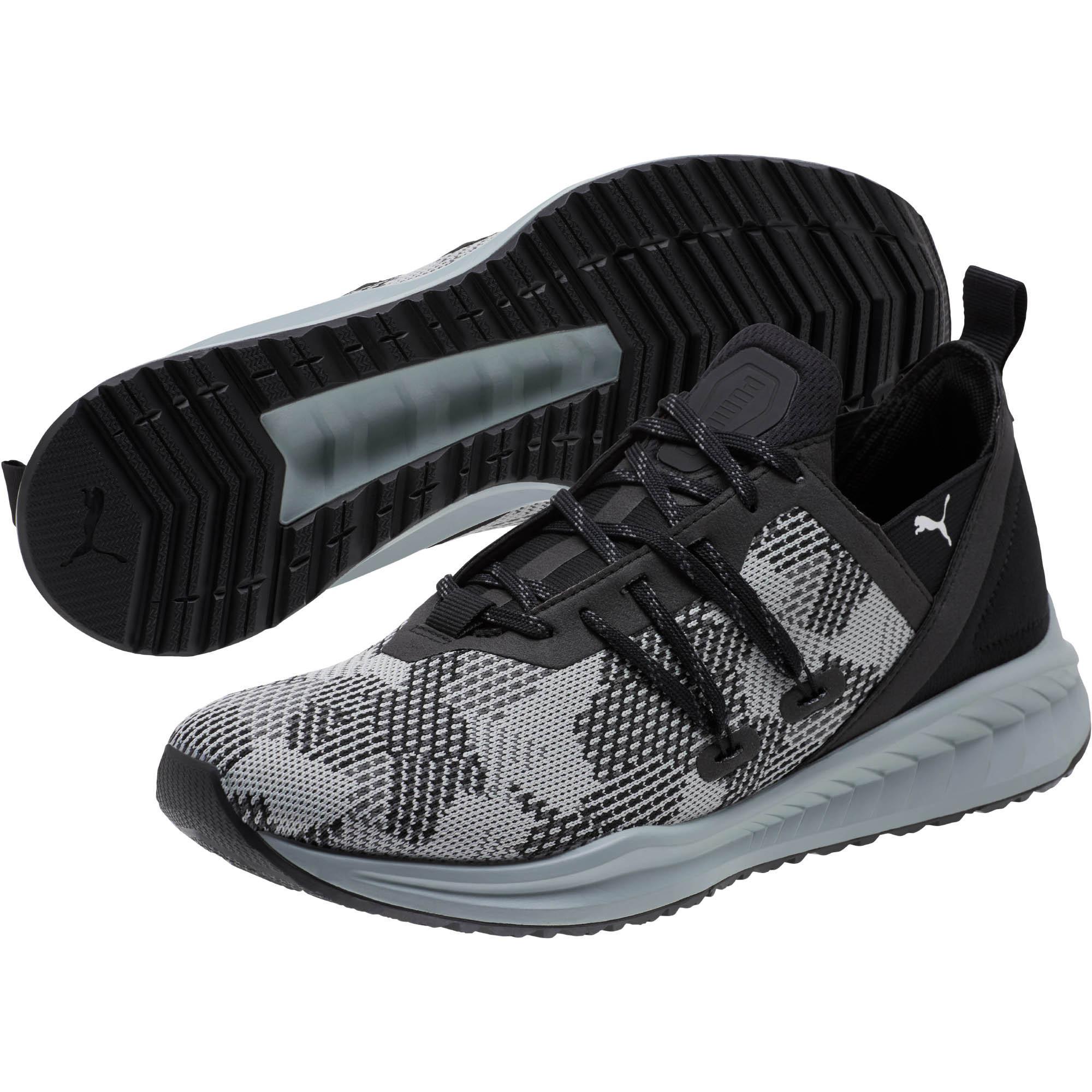 PUMA - Black Ignite Ronin Shatter Men s Running Shoes for Men - Lyst. View  fullscreen e98f96ce8