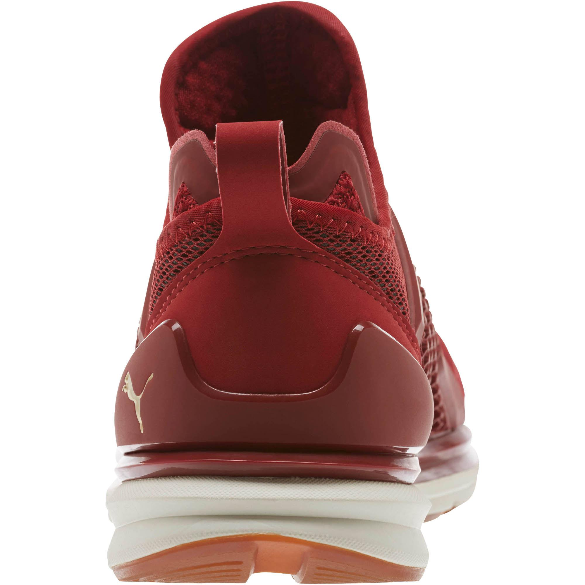 c26848c61a4d Lyst - PUMA Ignite Limitless Weave Women s Running Shoes in Red