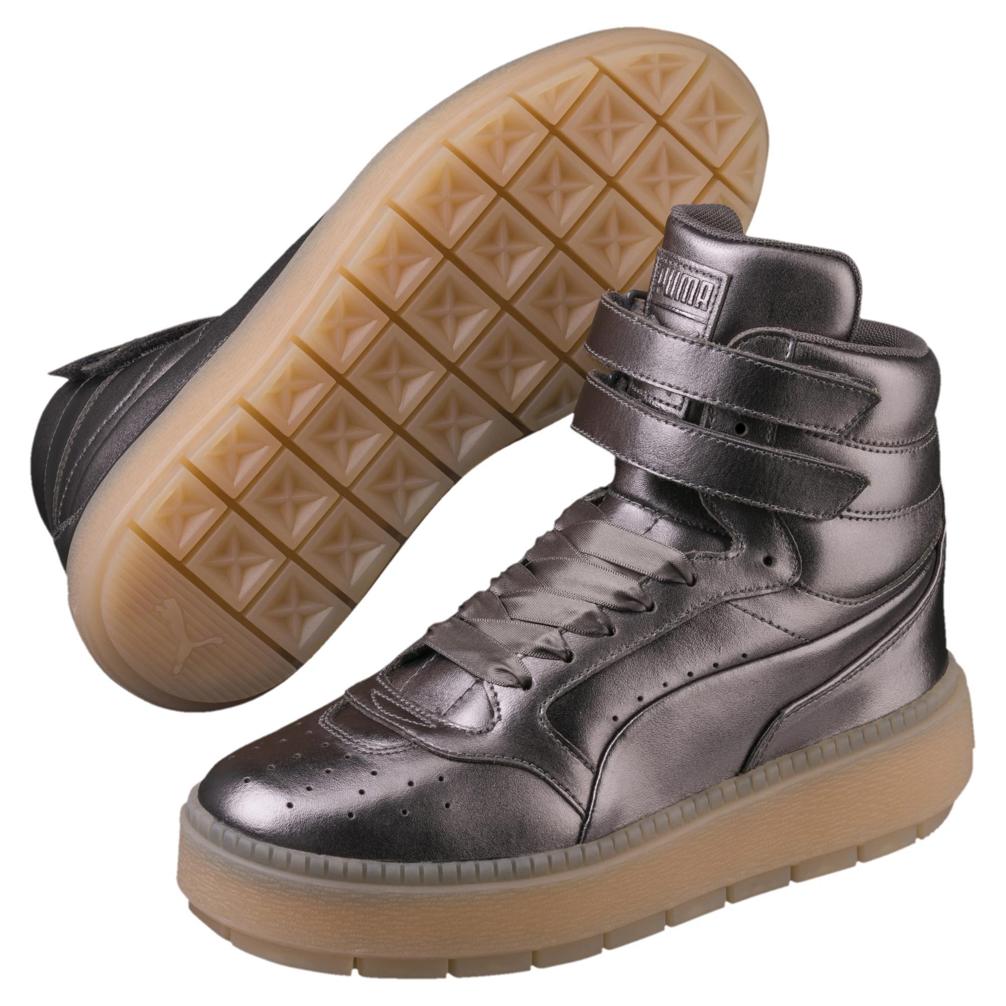 9693796dda81 ... Platform Trace Stmt Luxe Women s Sneakers - Lyst. View fullscreen