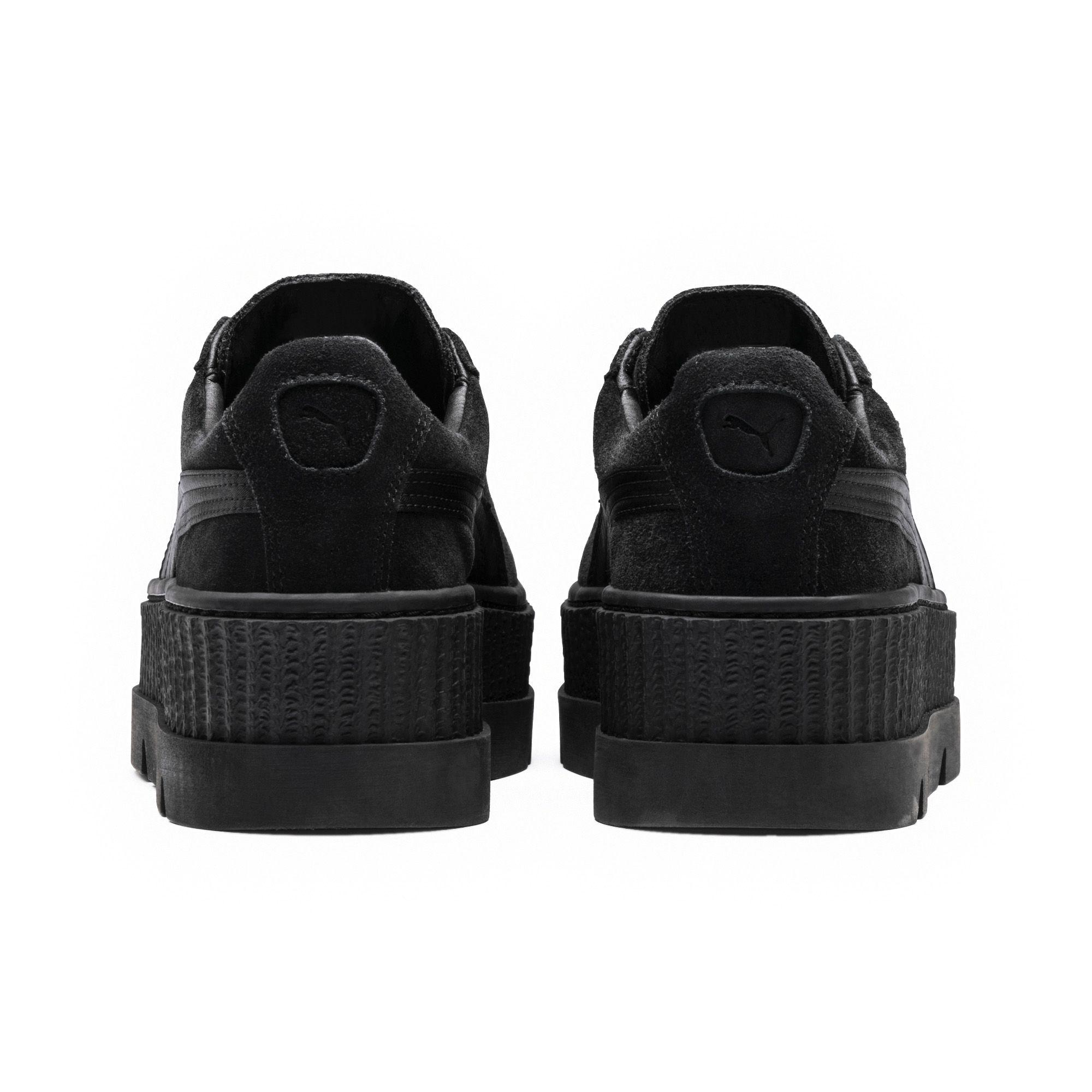 db747259a86f Lyst - PUMA Fenty Suede Cleated Creeper Men s in Black for Men