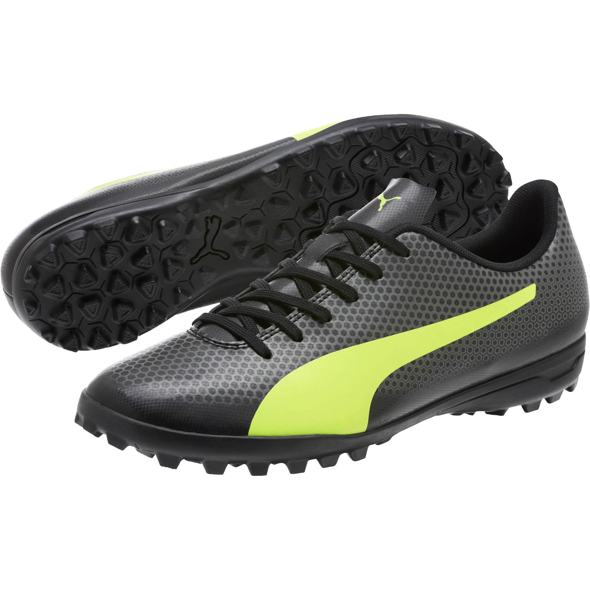 4ef58e8151c0 Lyst - PUMA Spirit Tt Turf Soccer Shoes in Black for Men