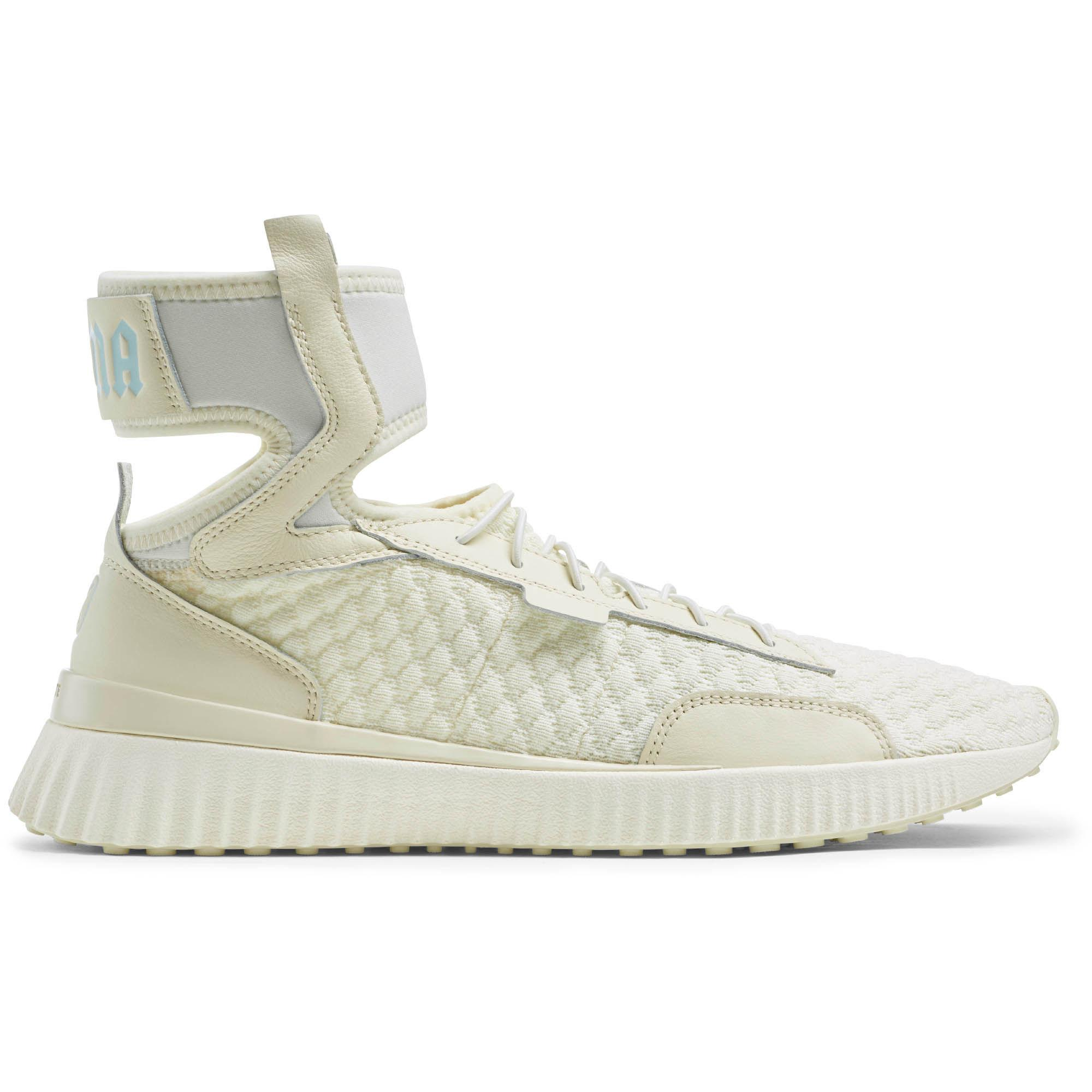 competitive price c04aa 8605a Lyst - PUMA Fenty Trainer Mid Geo Men's Sneakers for Men