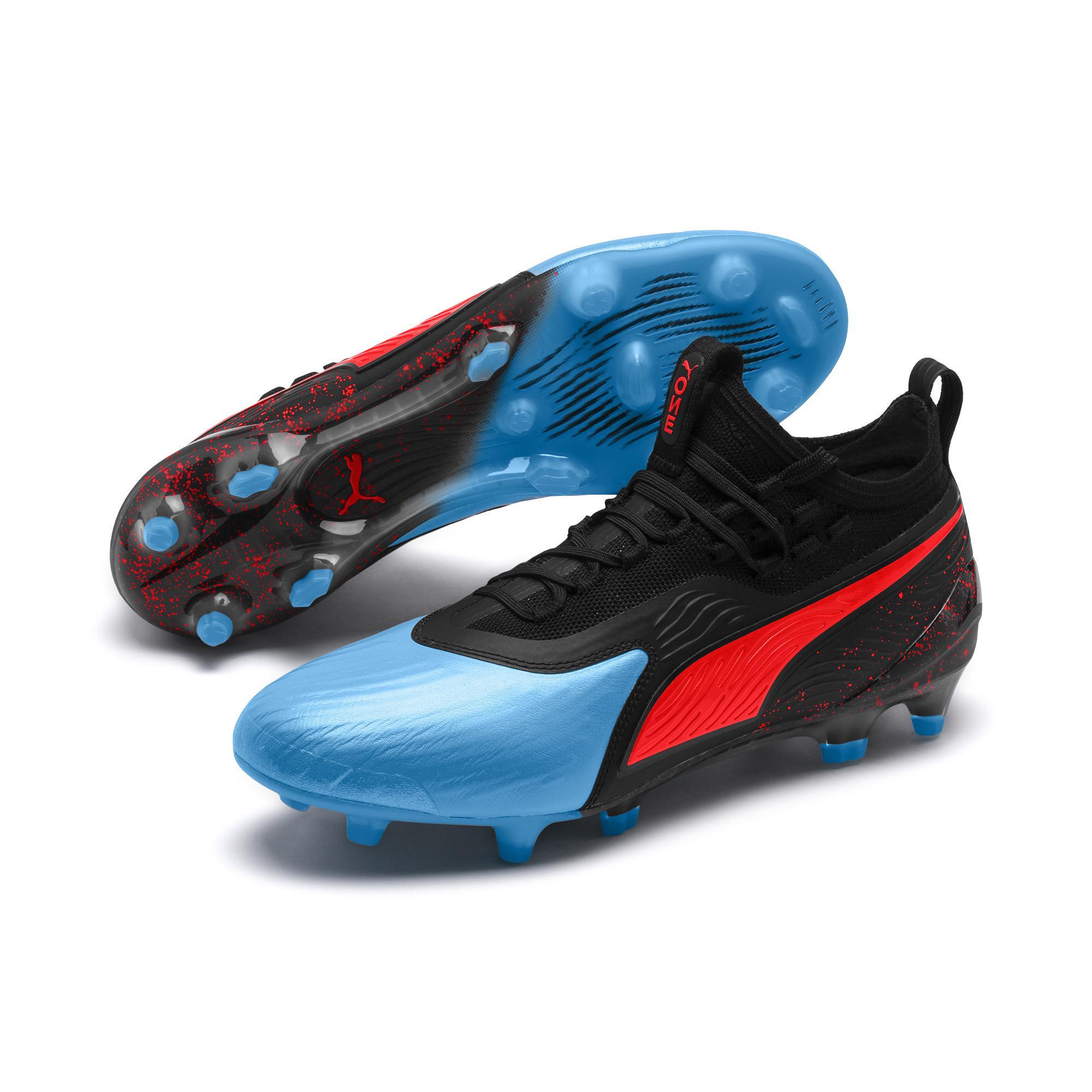PUMA - Multicolor One 19.1 Fg ag Men s Soccer Cleats for Men - Lyst. View  fullscreen 6a611def7