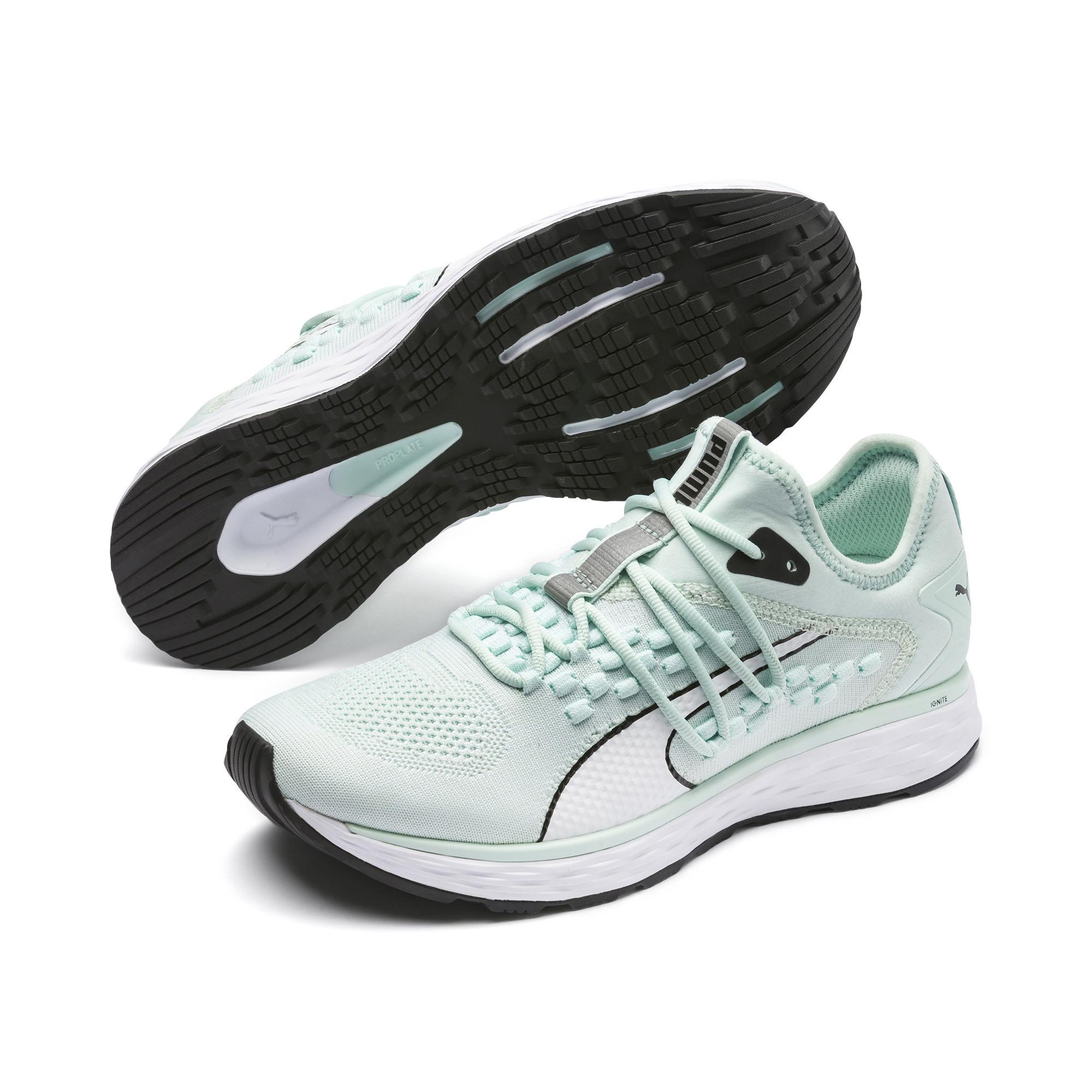 15f9b4847399 PUMA - White Speed Fusefit Women s Running Shoes - Lyst. View fullscreen