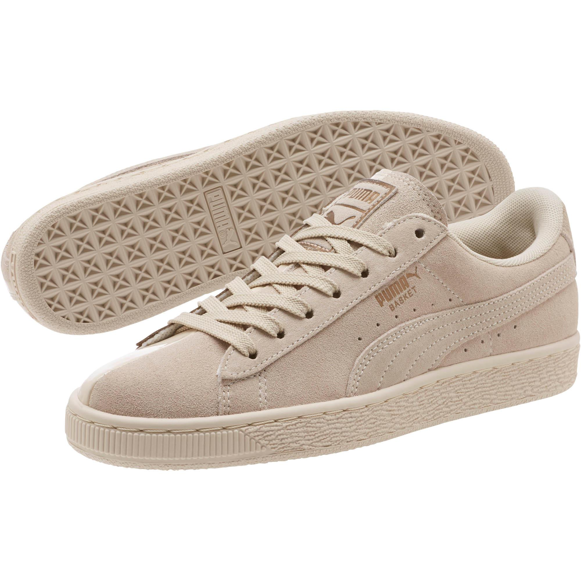 35e6d0a79a2 PUMA - Multicolor Basket Classic Lunarglow Sneakers - Lyst. View fullscreen
