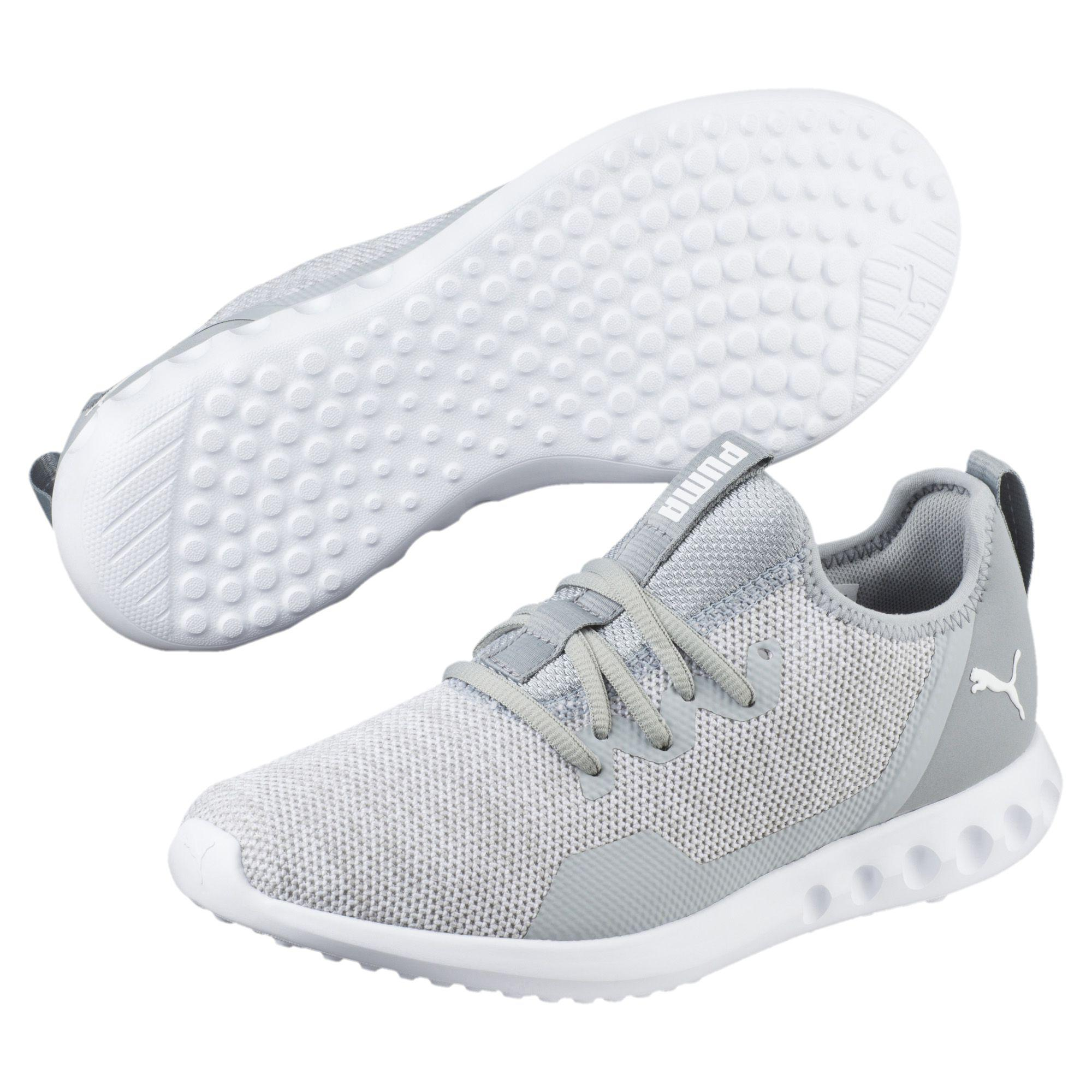 Running Puma Women's In 2 Lyst Shoes Carson Knit White X FAqnwpS