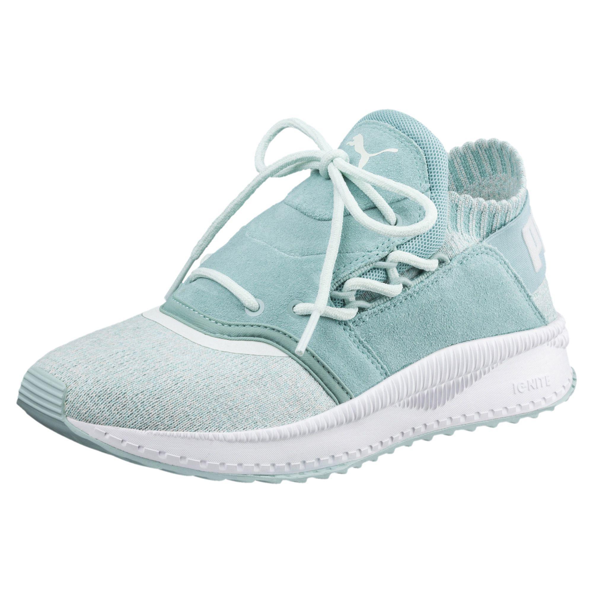 c6b59f5480a2 Lyst - PUMA Tsugi Shinsei Evoknit Women s Sneakers in Blue