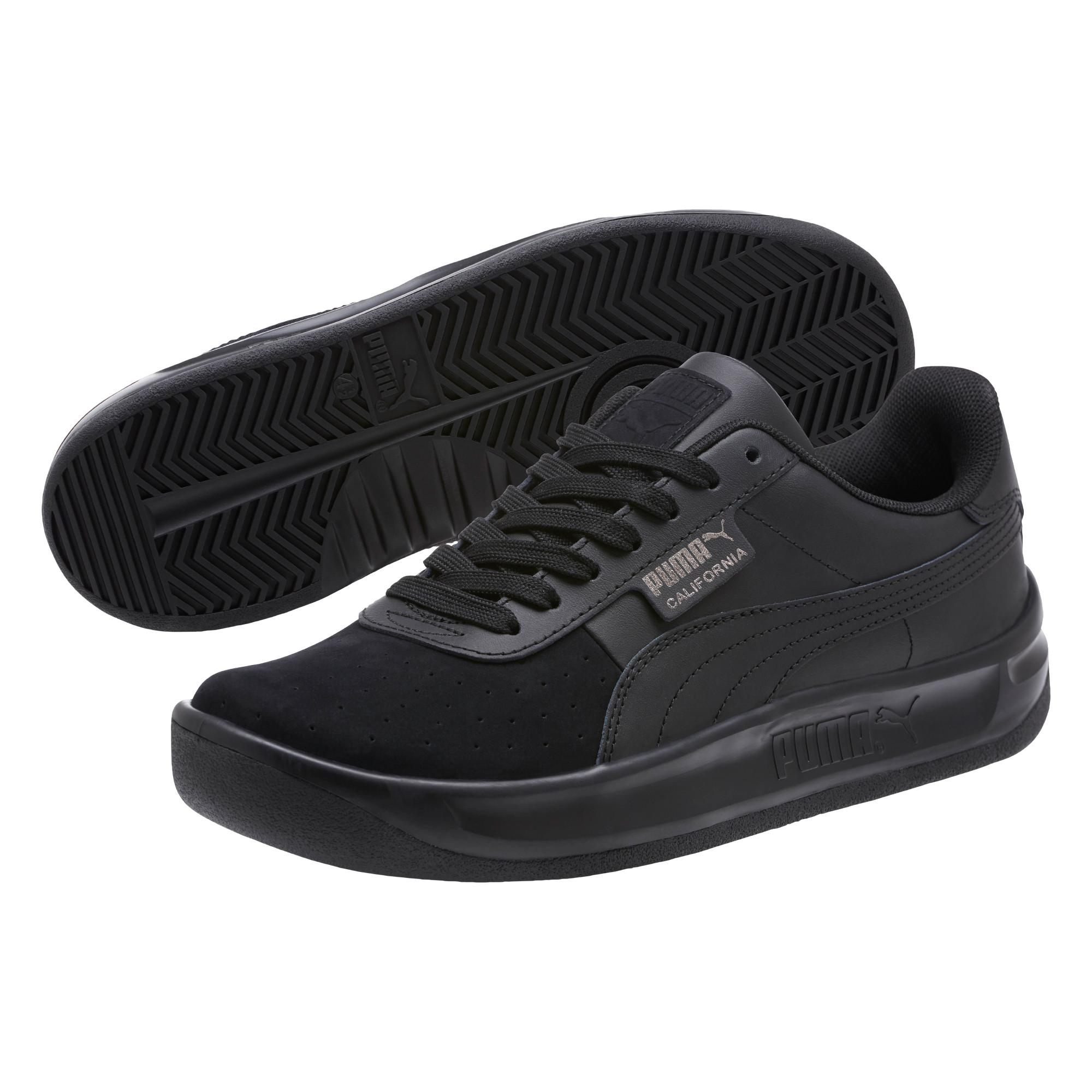 dc20a92bef1dd3 Lyst - PUMA California Exotic Women s Sneakers in Black