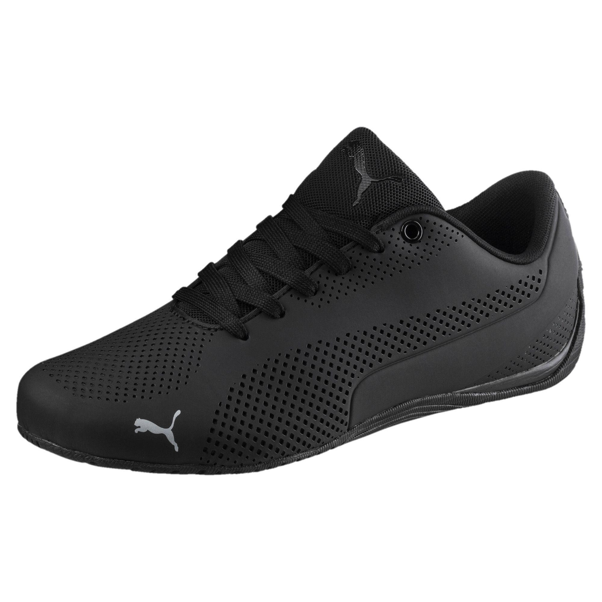 97fbd9d6f8d Lyst - PUMA Drift Cat Ultra Reflective Men s Shoes in Black for Men ...