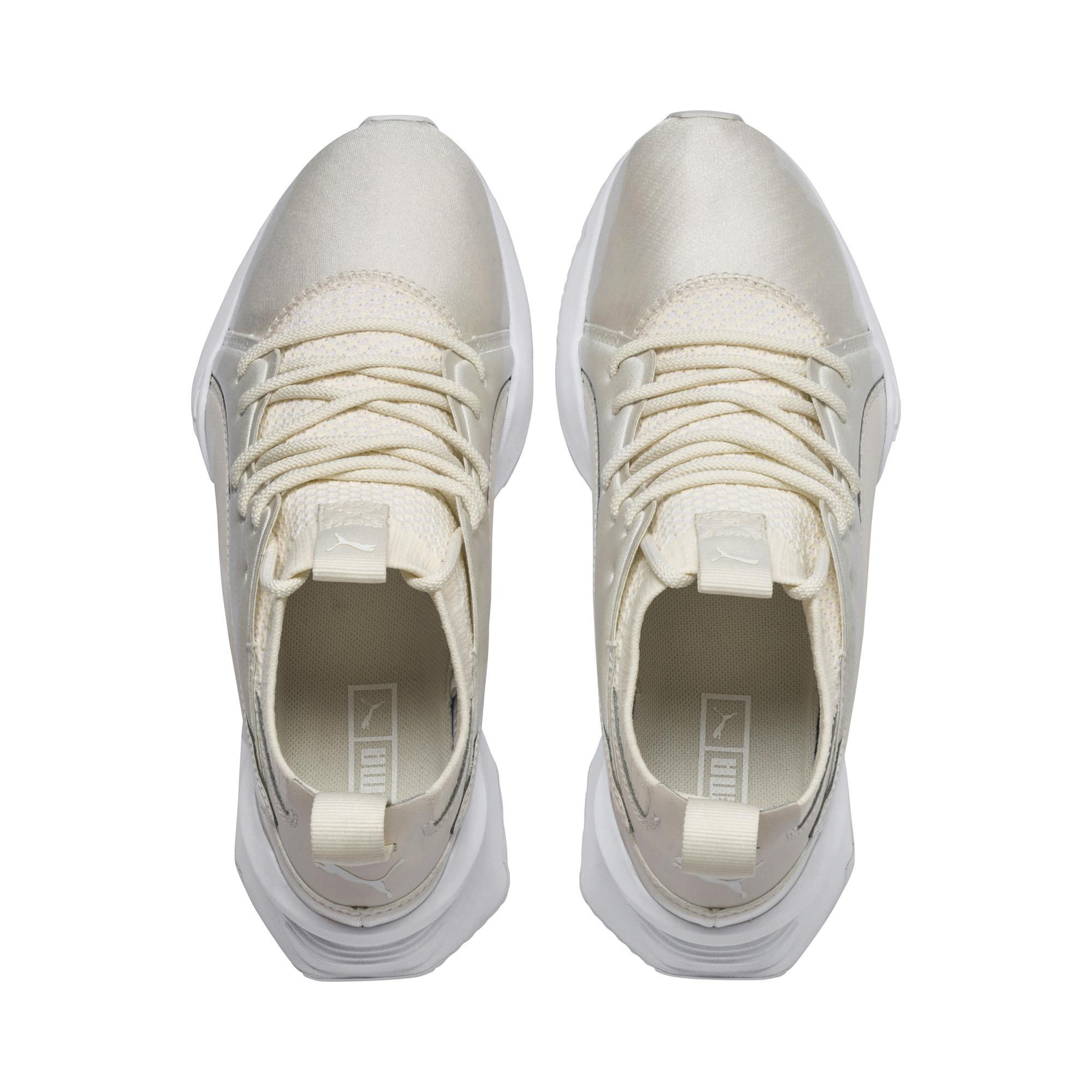 PUMA - White Muse Maia Knit Premium Women s Shoes - Lyst. View fullscreen a3742629a