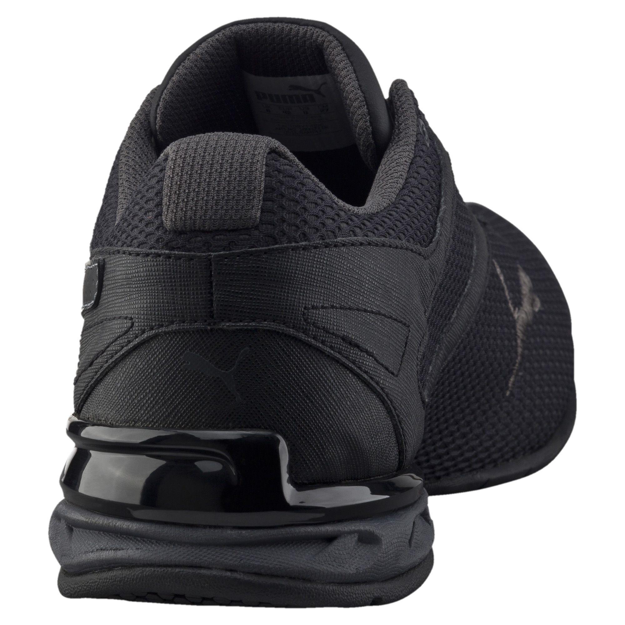 5fc269469cfad3 Lyst - PUMA Tazon 6 Mesh Men s Running Shoes in Black for Men