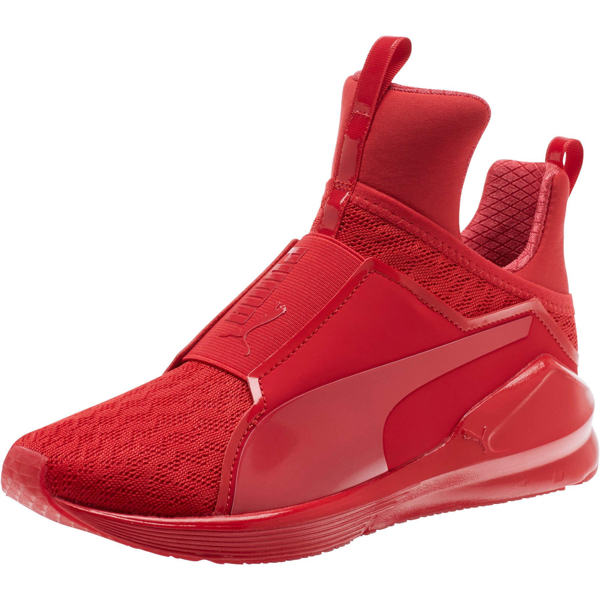 20470ea70f8e0c Lyst - PUMA Fierce Varsity in Red