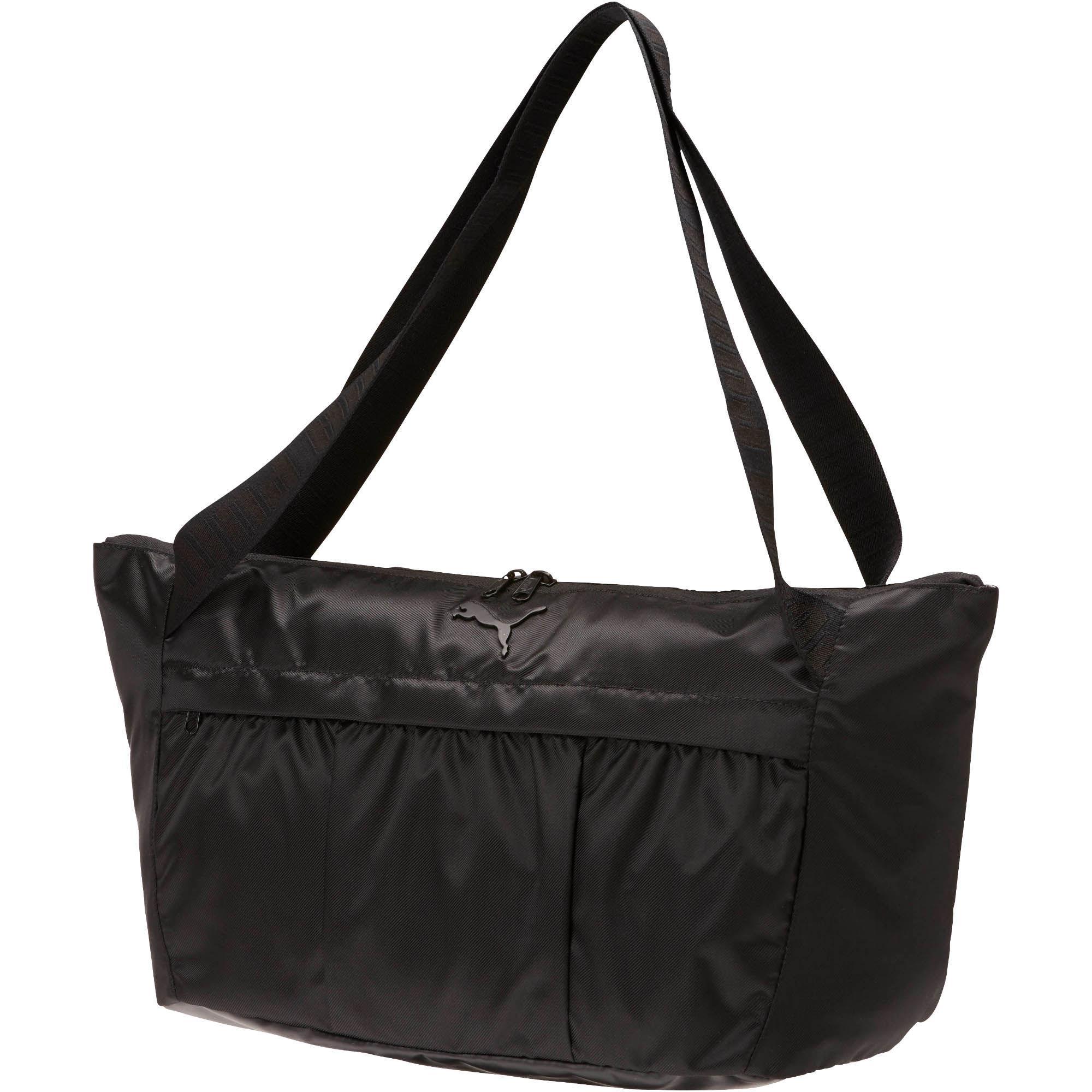 186cdbdb3e Lyst - PUMA At Sports Bag in Black