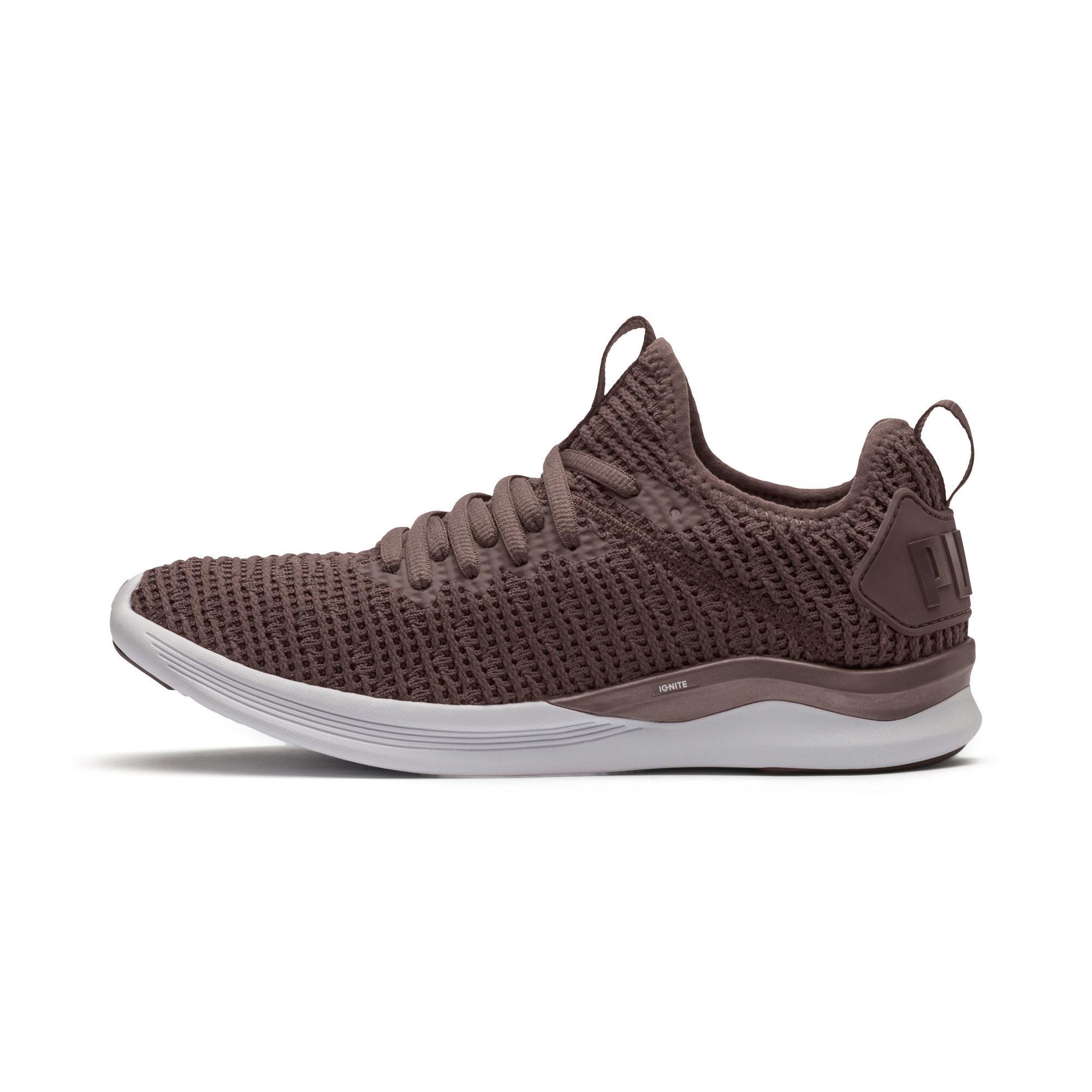 41ea1de699b0 Lyst - PUMA Ignite Flash Luxe Women s Running Shoes in Brown for Men