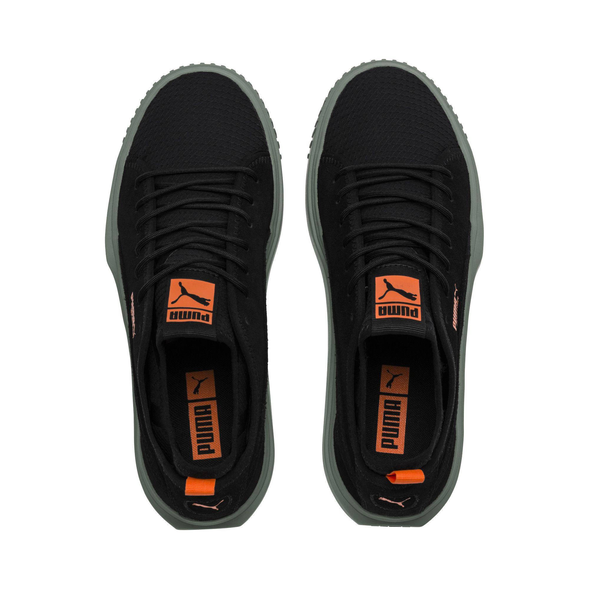 Lyst - PUMA Breaker Mesh Fight Or Flight Sneakers in Black for Men 12d02a4dc