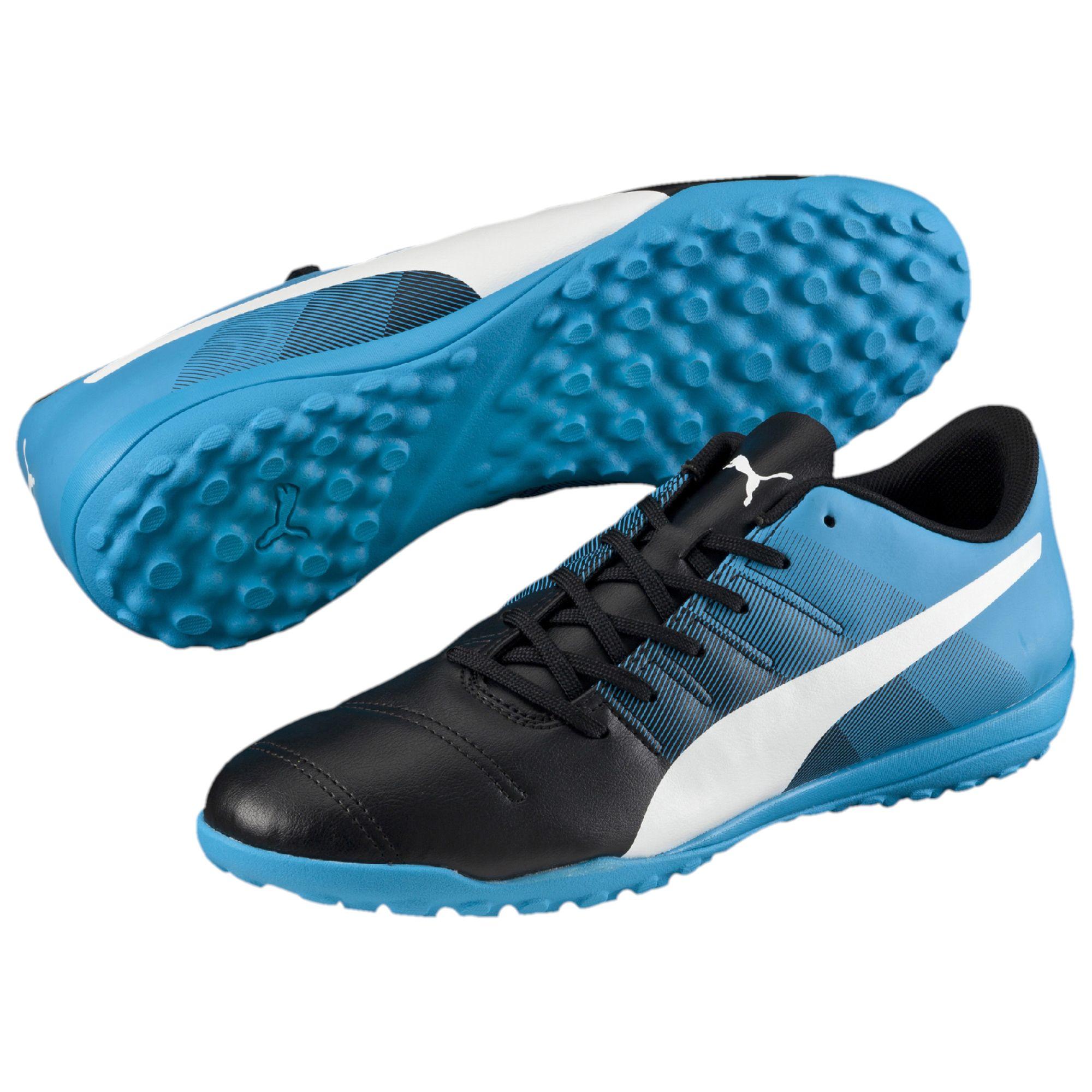 f518fe339d3e Lyst - PUMA Evopower 4.3 Men s Turf Soccer Shoes in Orange for Men