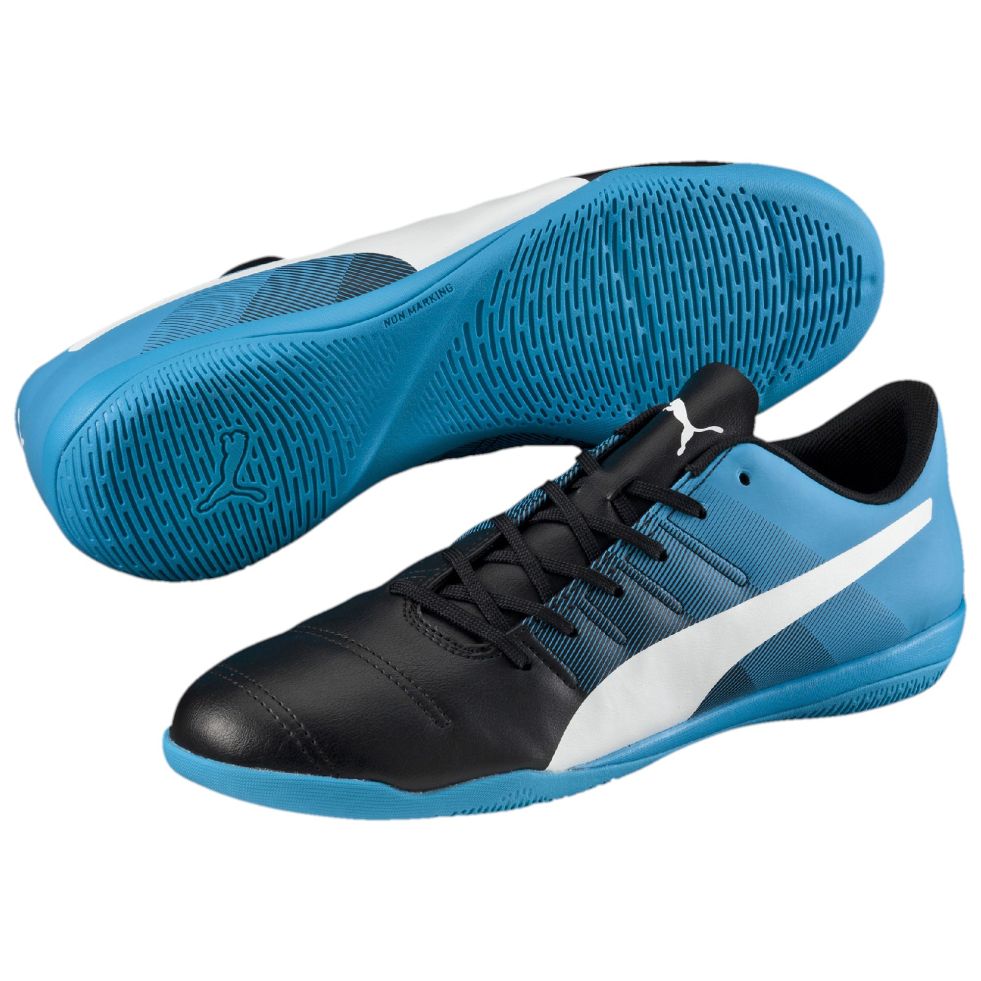 75bccf24d ... inexpensive lyst puma evopower 4.3 mens indoor soccer shoes in pink for  men 53634 14a6b