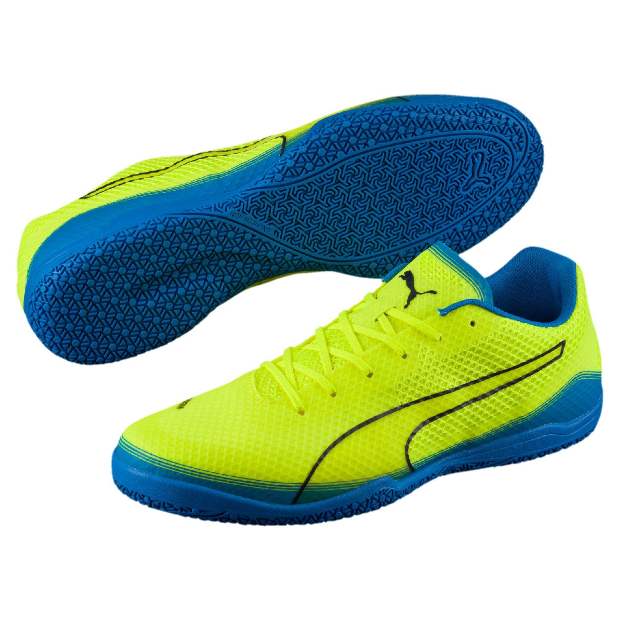 Lyst - PUMA Invicto Fresh Men s Indoor Soccer Shoes for Men 7ee7630de