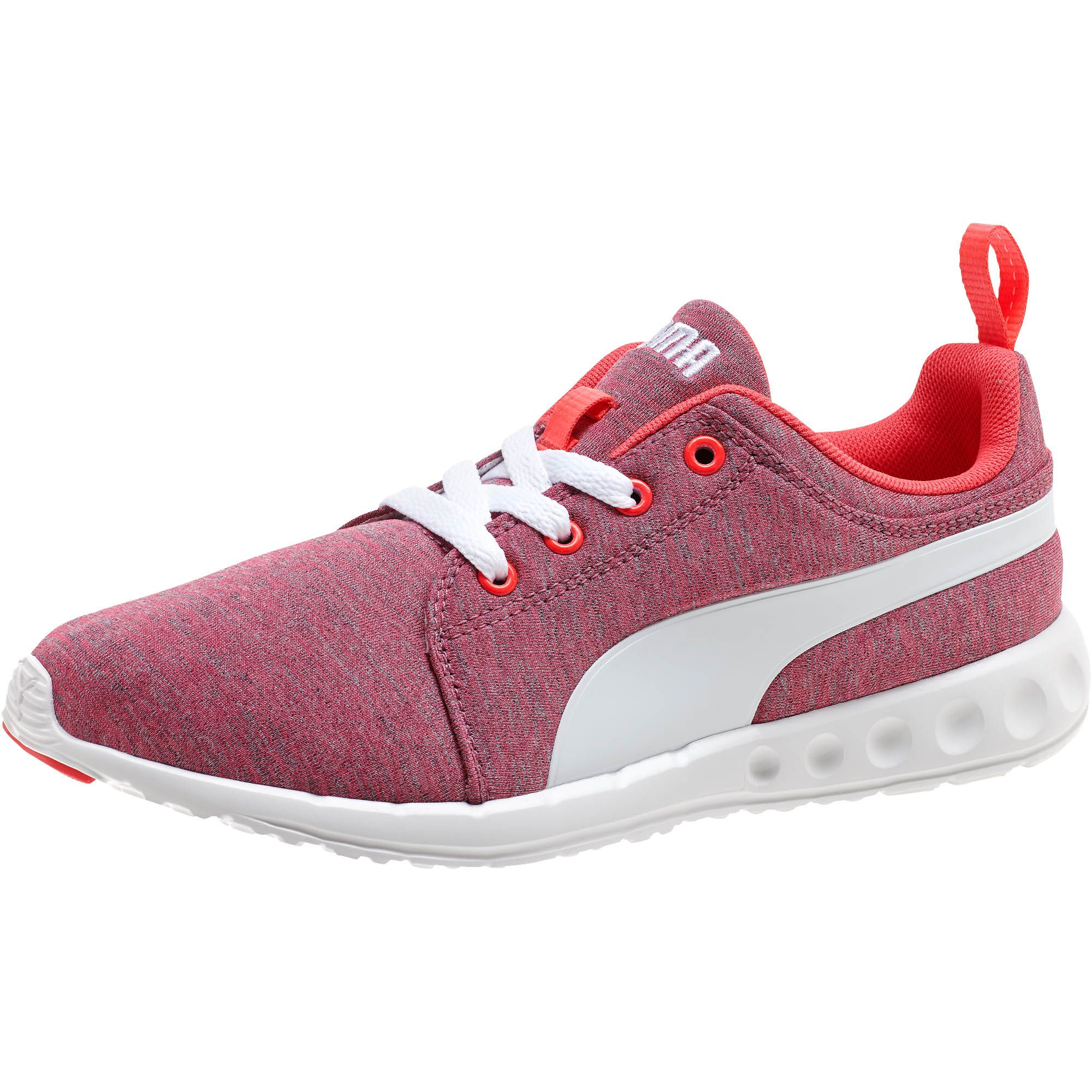 Lyst - PUMA Carson Runner Heather Women s Running Shoes in Red ebb114cd218f