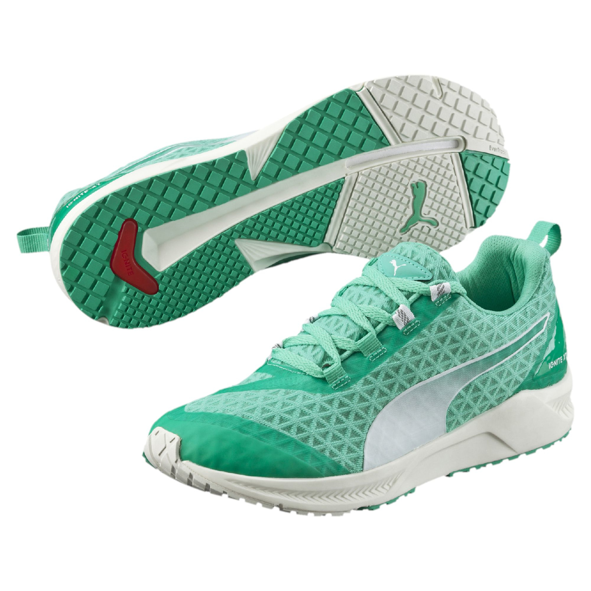 Lyst - Puma Ignite Xt Filtered Women s Training Shoes in White 9cf248457