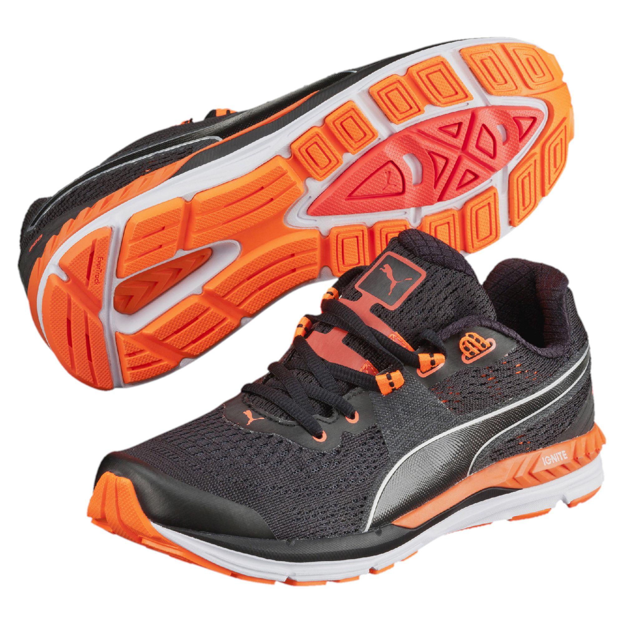 Lyst - PUMA Speed 600 Ignite Women s Running Shoes in Black b4ab9545991db