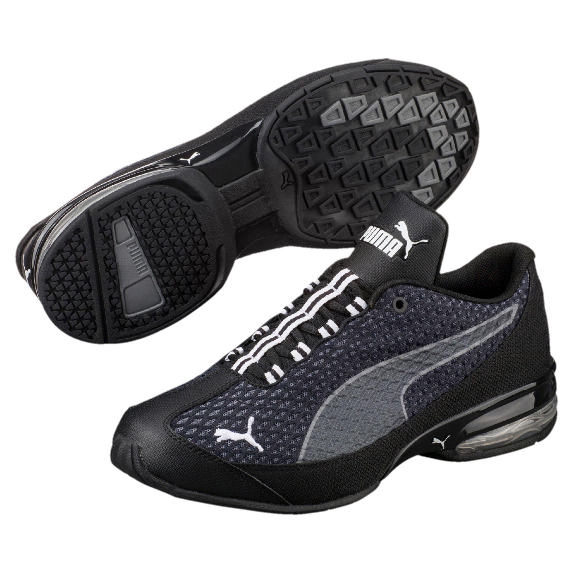 054822544ca9 Lyst - PUMA Reverb Cross Men s Running Shoes in Black for Men
