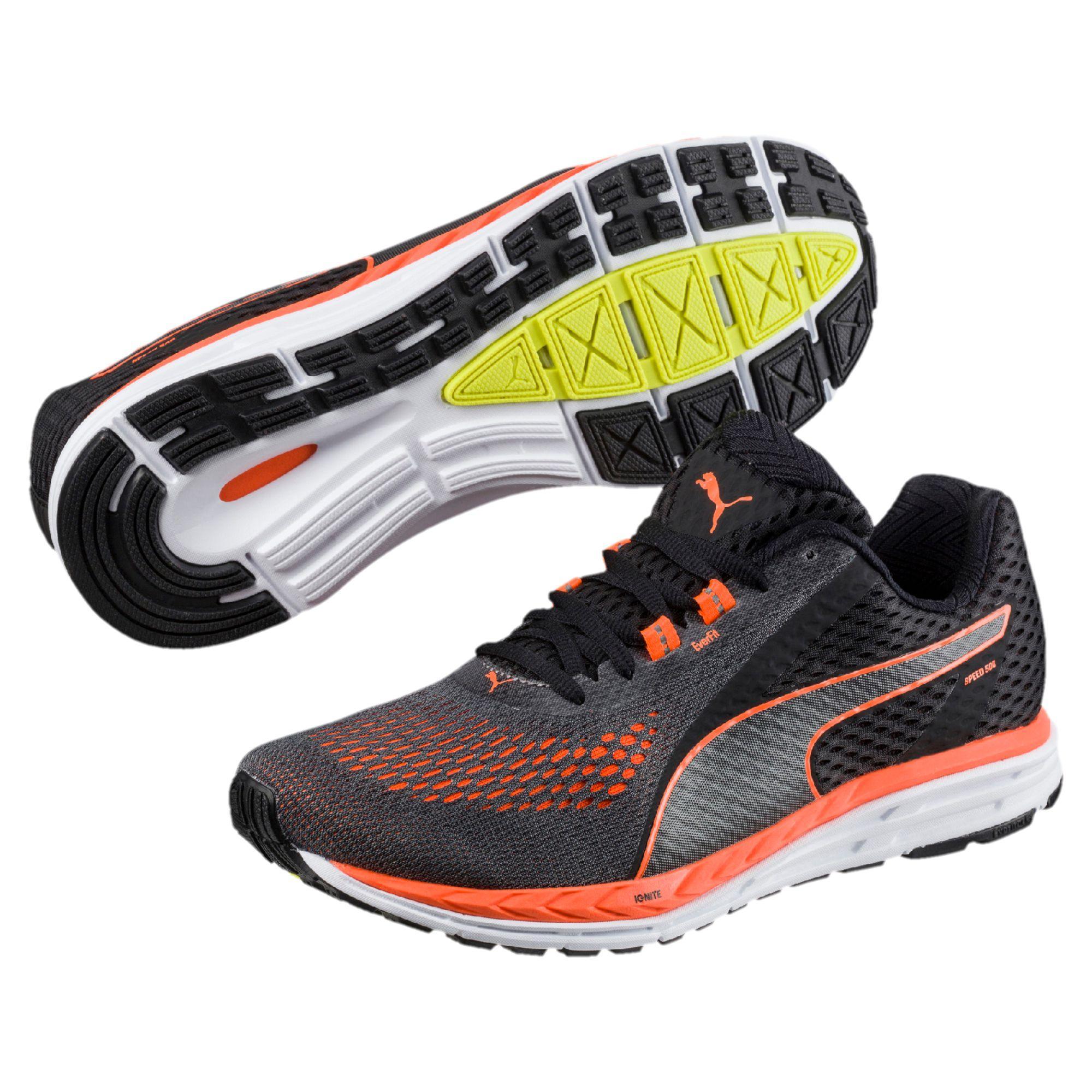 Lyst - PUMA Speed 500 Ignite 2 Men s Running Shoes in Black for Men ac8b12ec6
