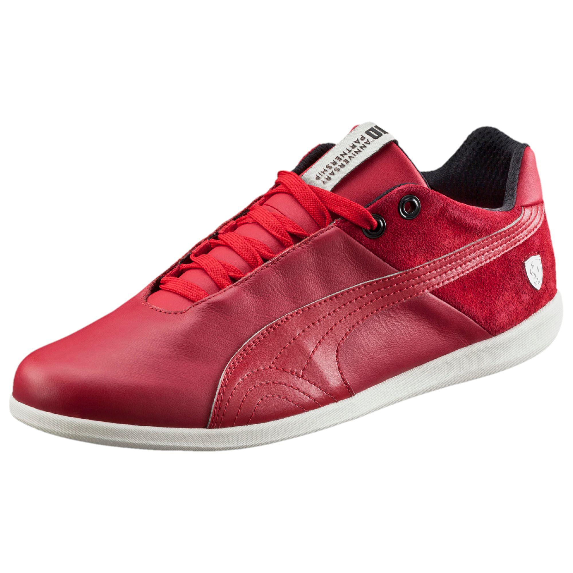 f8ee459284ab3d Lyst - PUMA Ferrari Future Cat 10 Lifestyle Men s Shoes in Red for Men