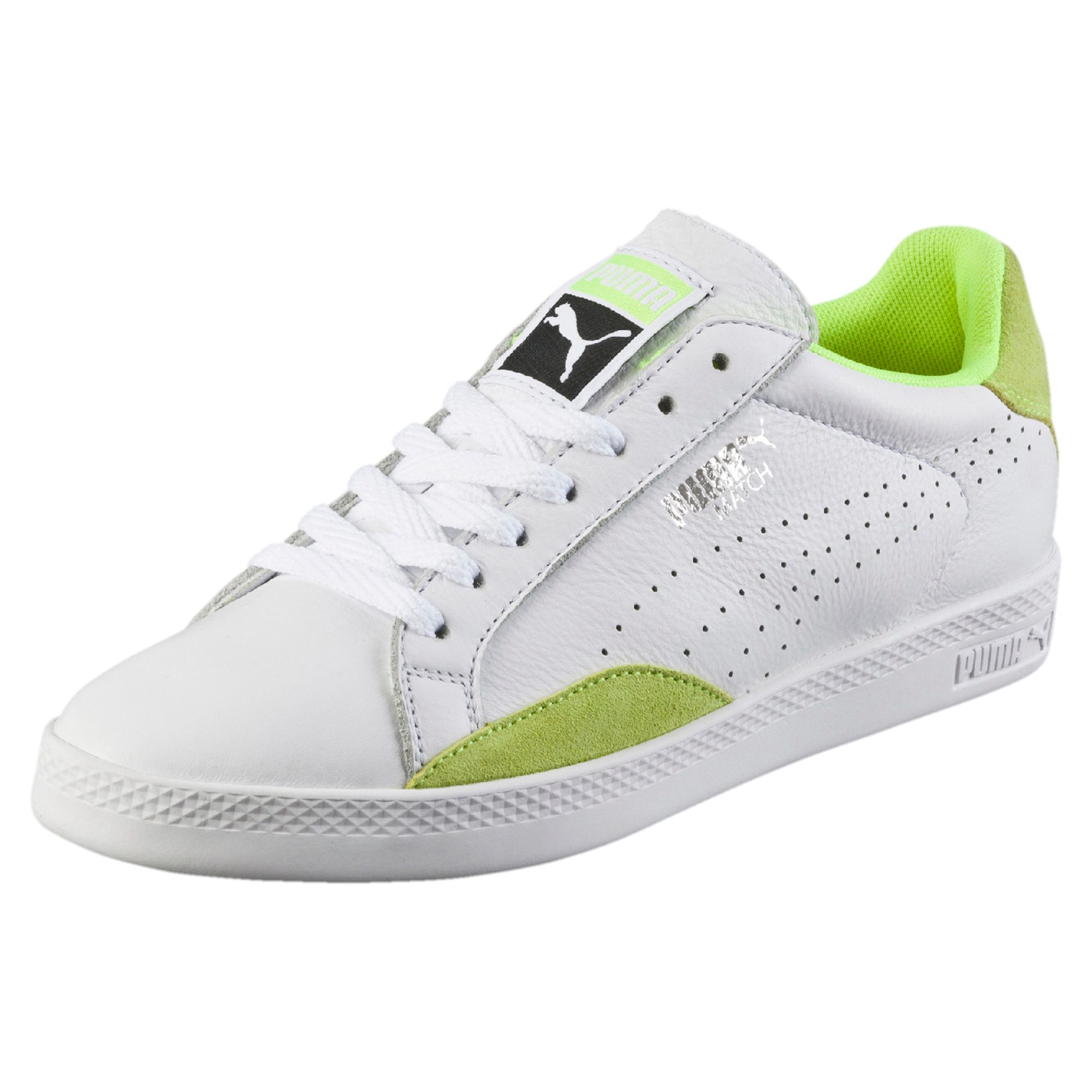 835ff8f3f0e Lyst - PUMA Match Basic Sports Lo Women s Sneakers in Brown