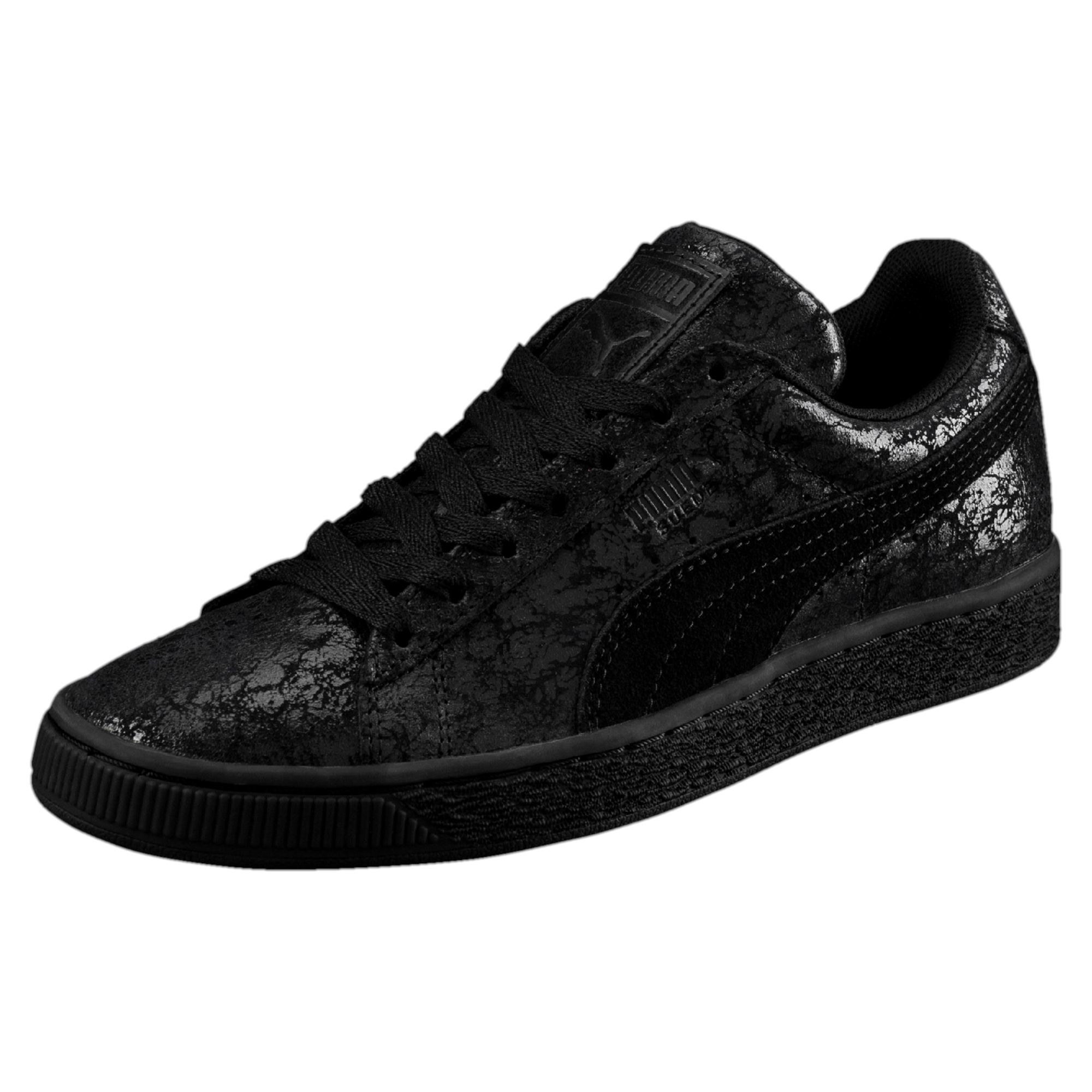Puma Shoes Lace Black