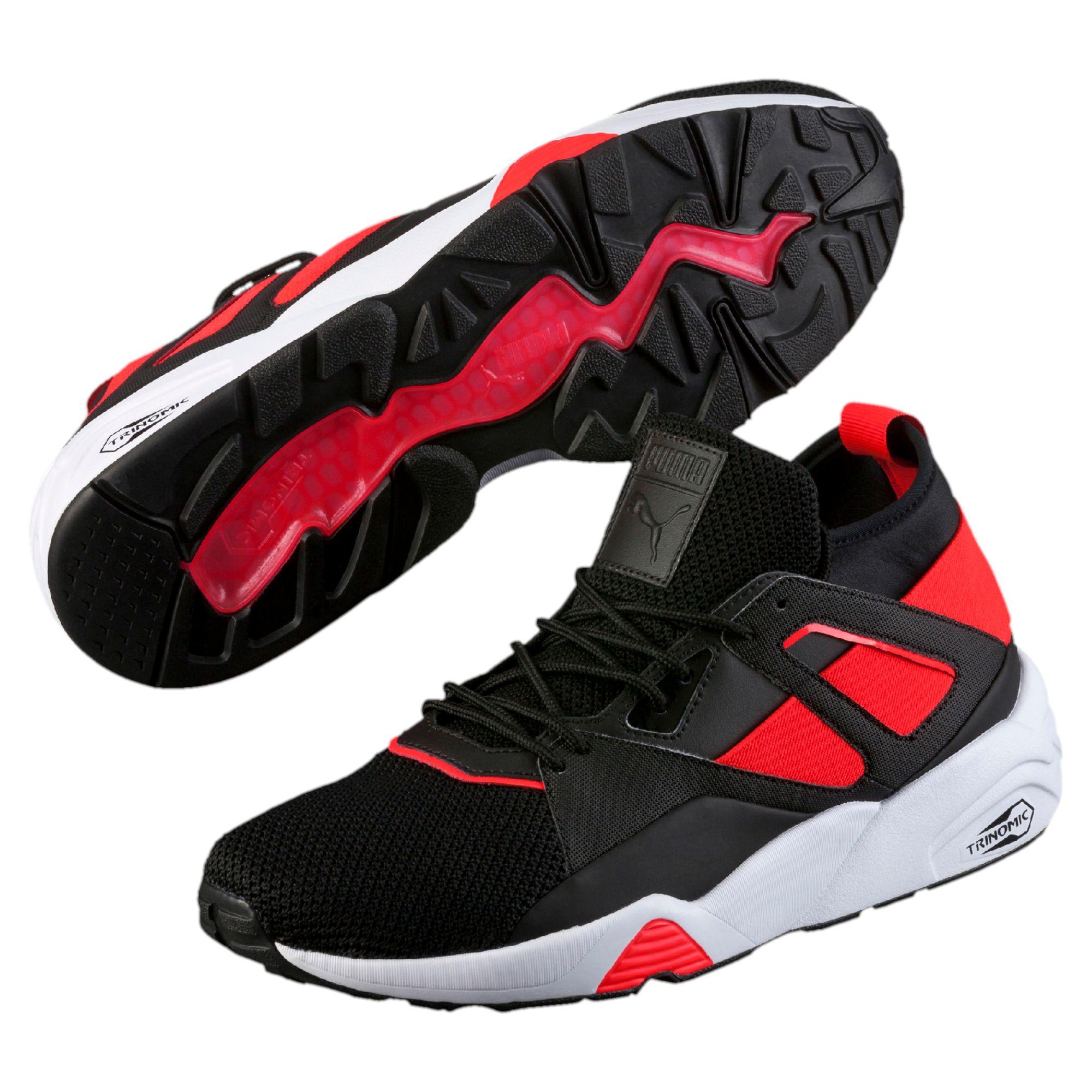 f3249dcff86e Lyst - PUMA Blaze Of Glory Sock Tech Men s Sneakers in Black for Men