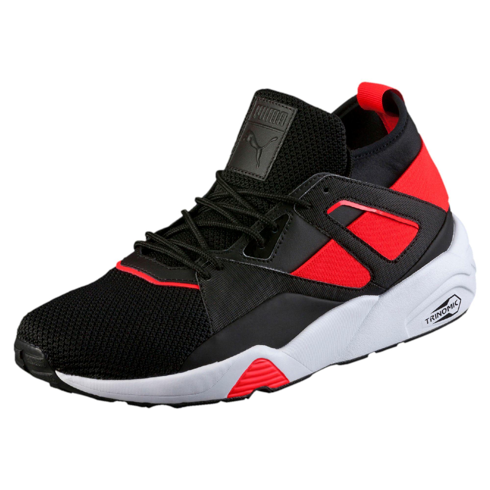 5ae6d8fa5fd Lyst - PUMA Blaze Of Glory Sock Tech Men s Sneakers in Black for Men