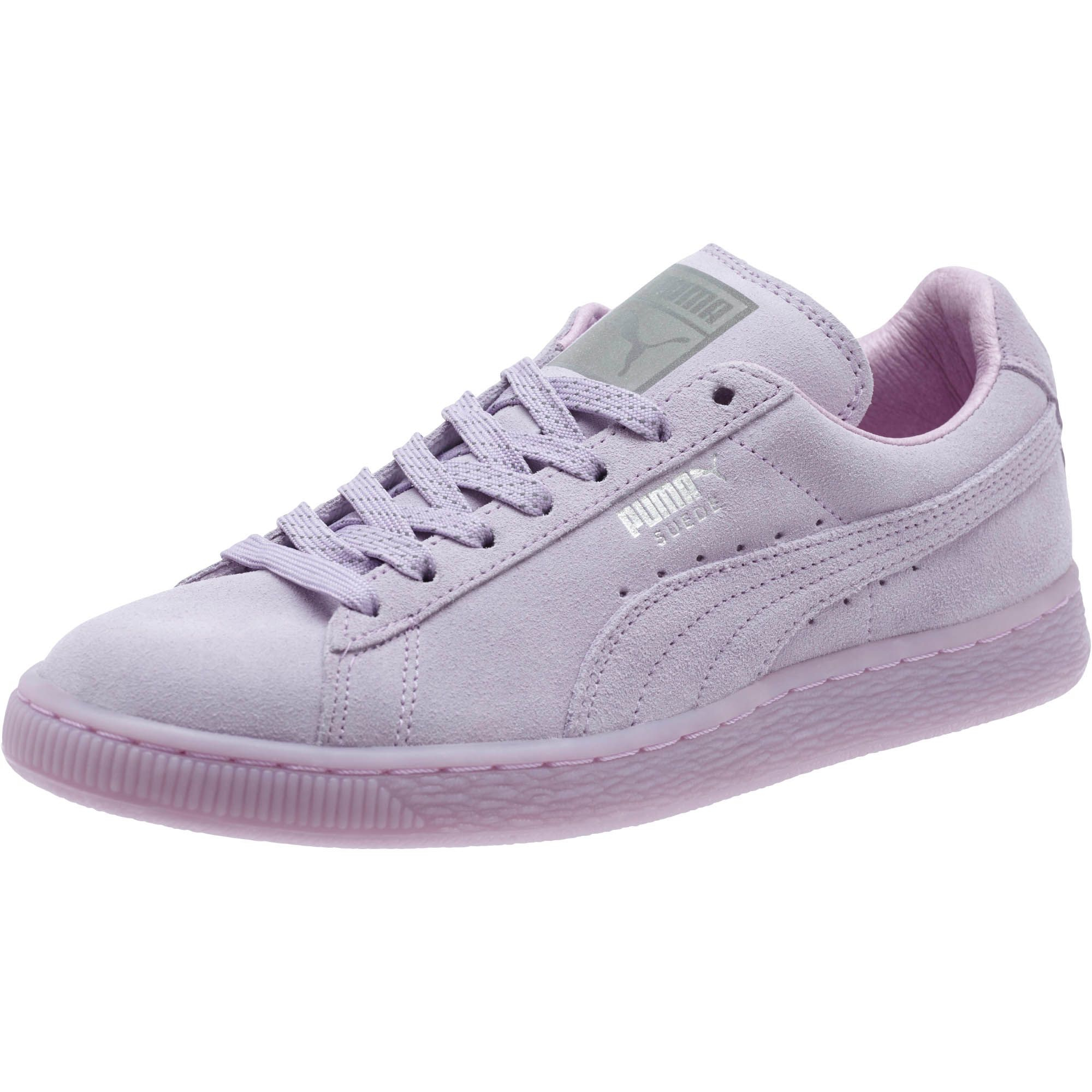 Lyst - PUMA Suede Classic Mono Iced Women s Sneakers 5514ef367