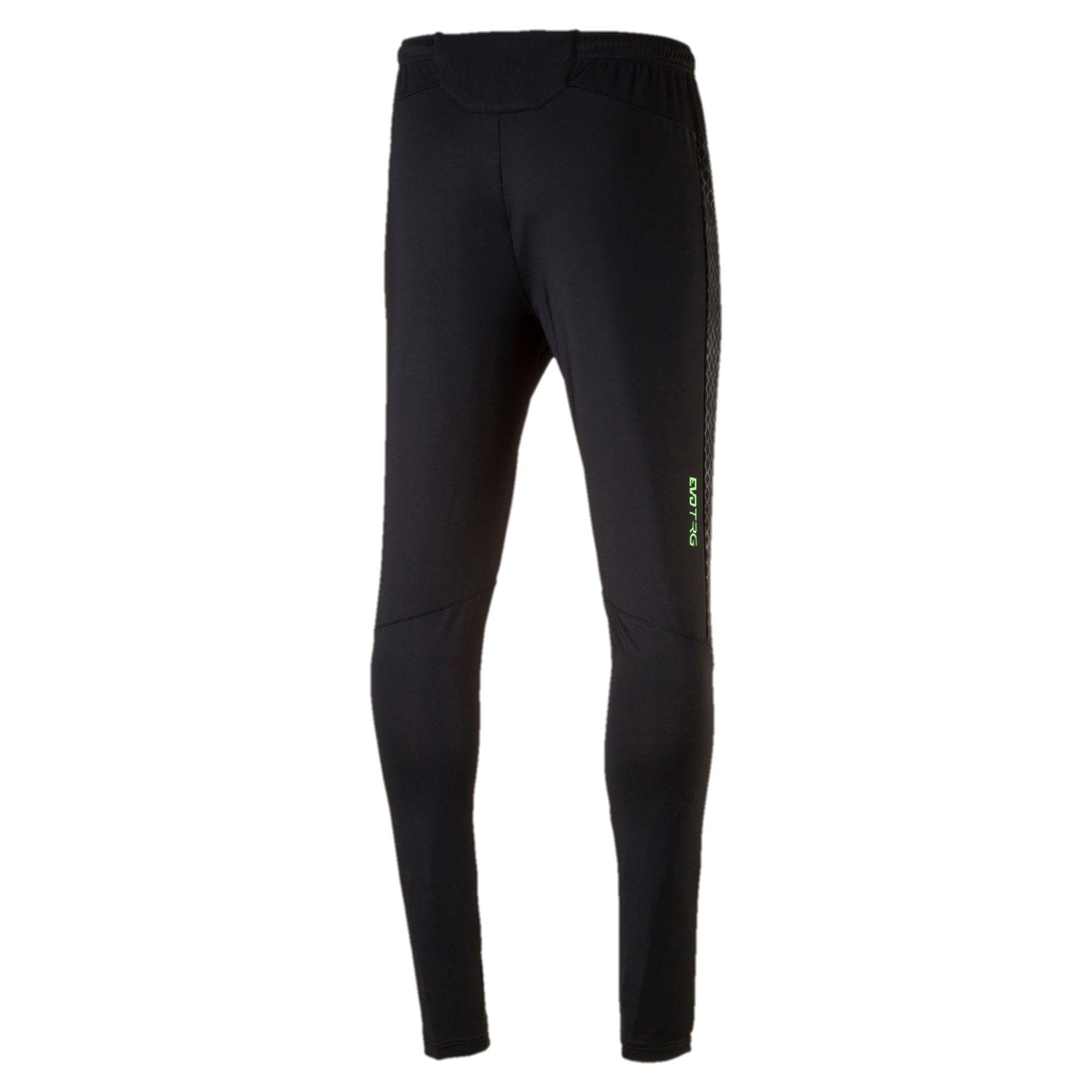 72e9136e2267 Lyst - Puma Evotrg Elite Training Pants in Black for Men