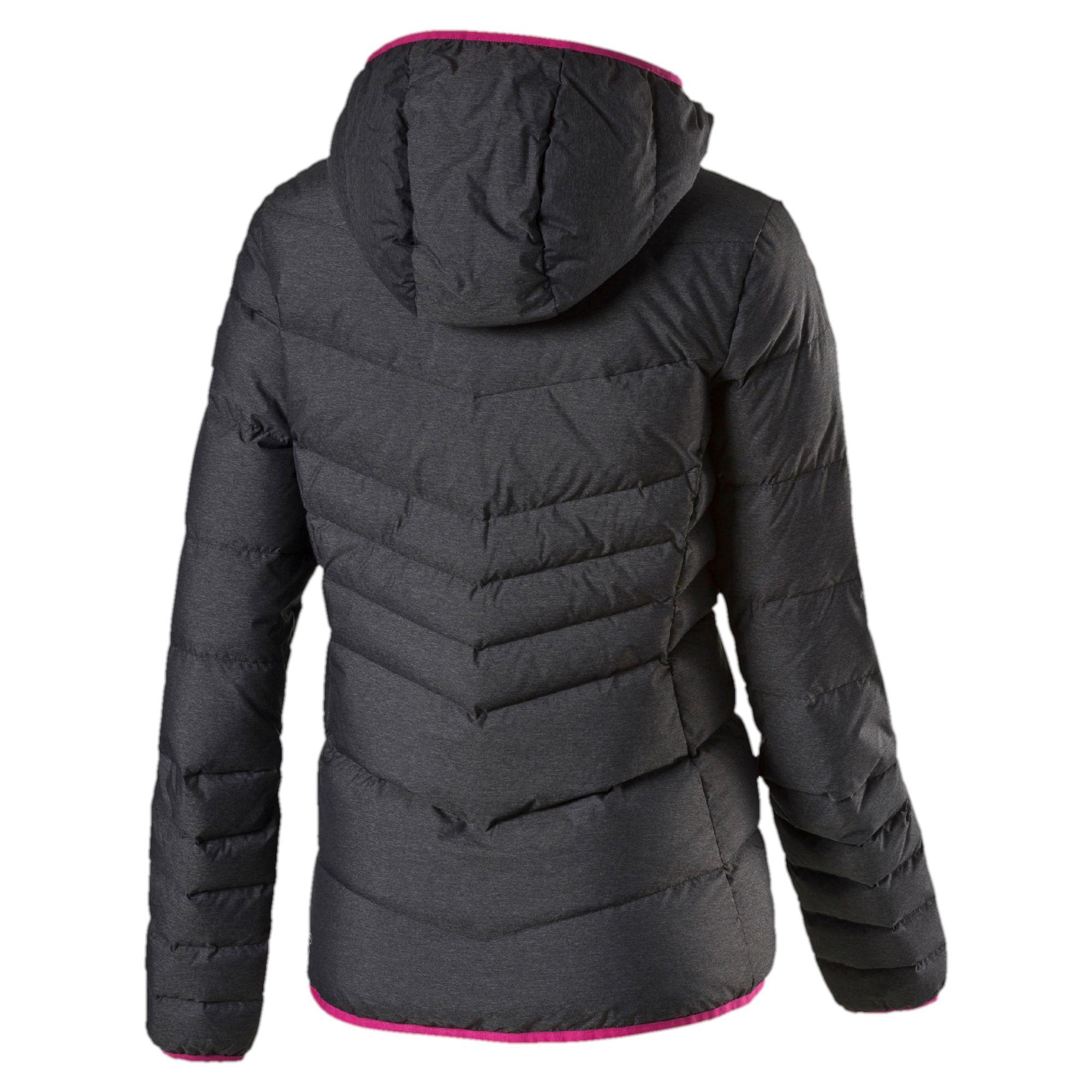 e347a47e0ec5 Lyst - PUMA Active 600 Packlite Hooded Down Jacket in Black