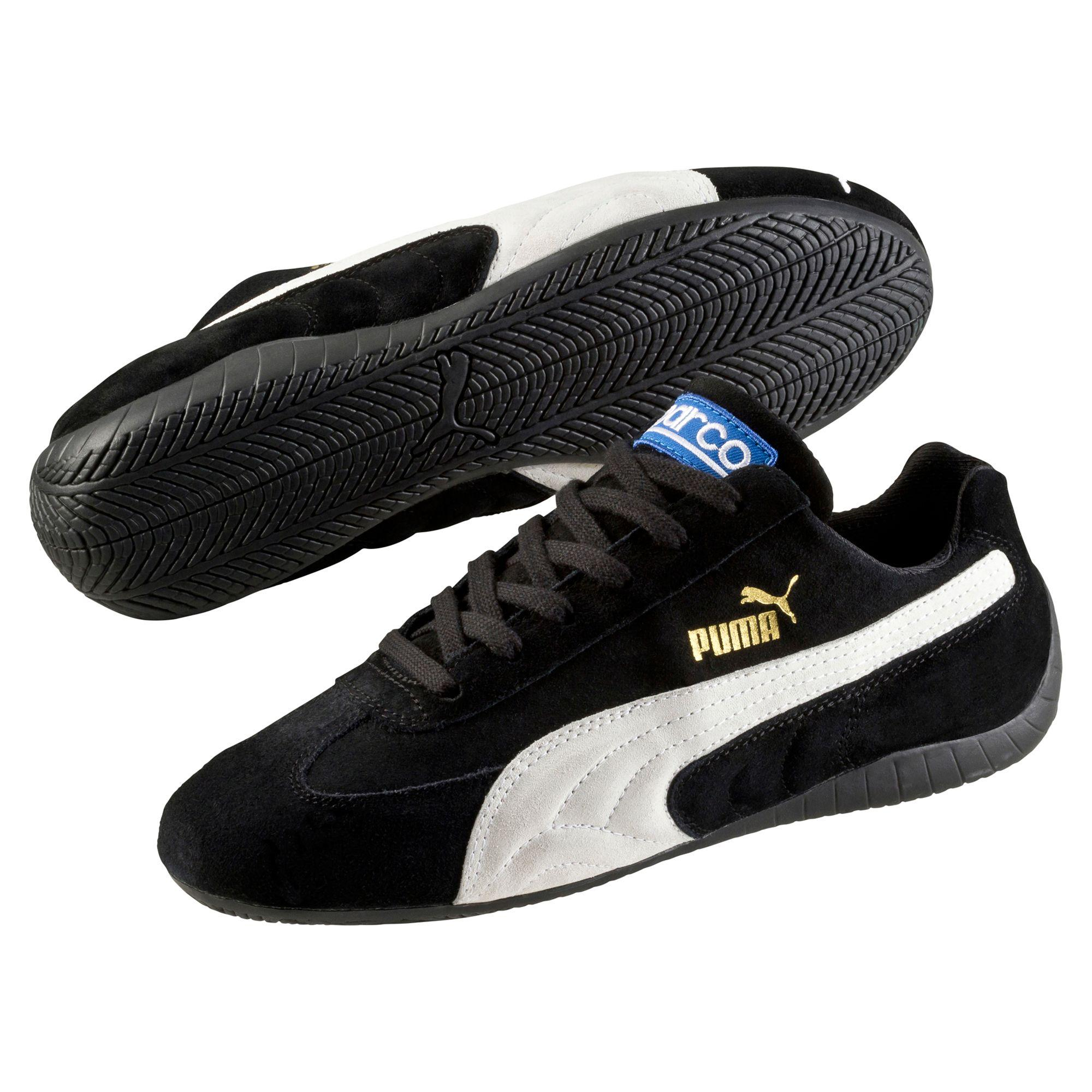 13e35523572c Lyst - PUMA Speed Cat Sparco Shoes in Black for Men