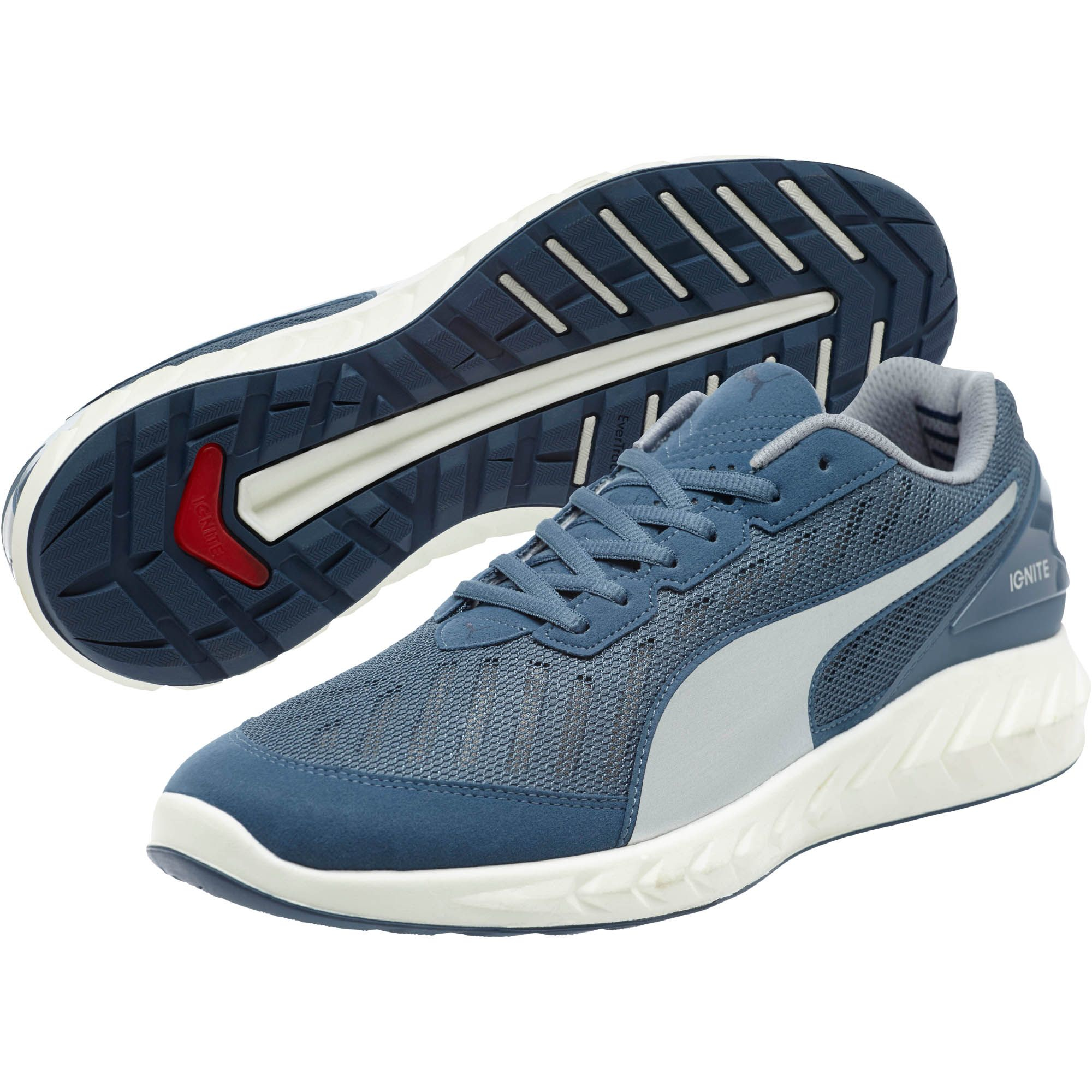 Lyst - PUMA Ignite Ultimate Je11 Men s Running Shoes in Blue for Men 37a153f0a