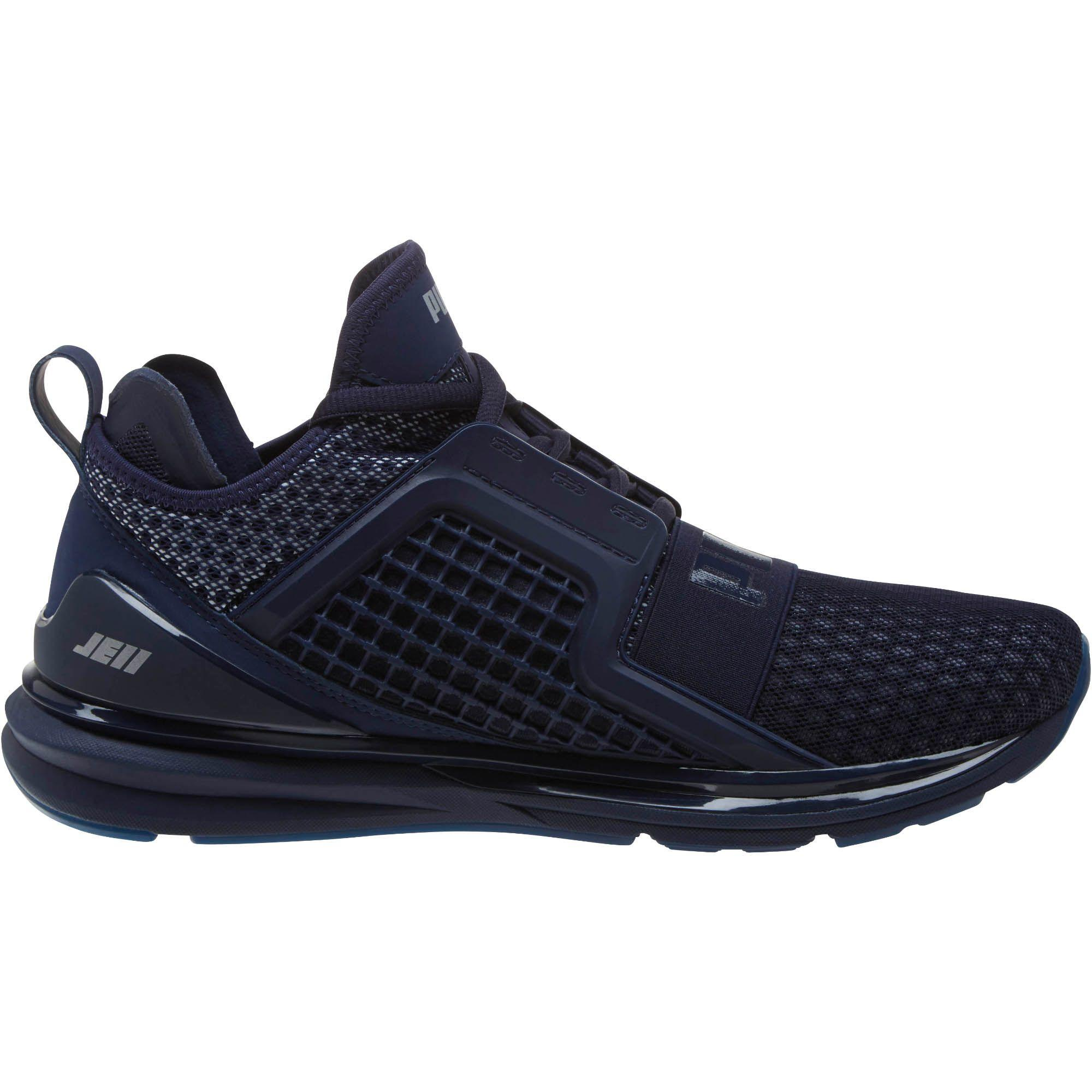 1603bf84aa1c35 Lyst - PUMA Ignite Limitless Je11 Men s Training Shoes in Blue for Men