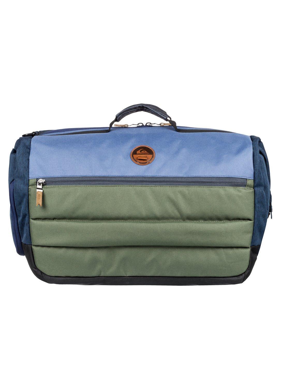 d980ec0d64 Quiksilver - Gray Large Duffle Bag for Men - Lyst. View fullscreen