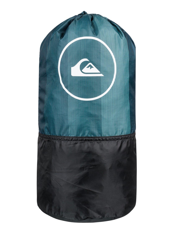 Quiksilver Drawstring Duffle Bag in Blue for Men - Lyst b477b300c8b3d