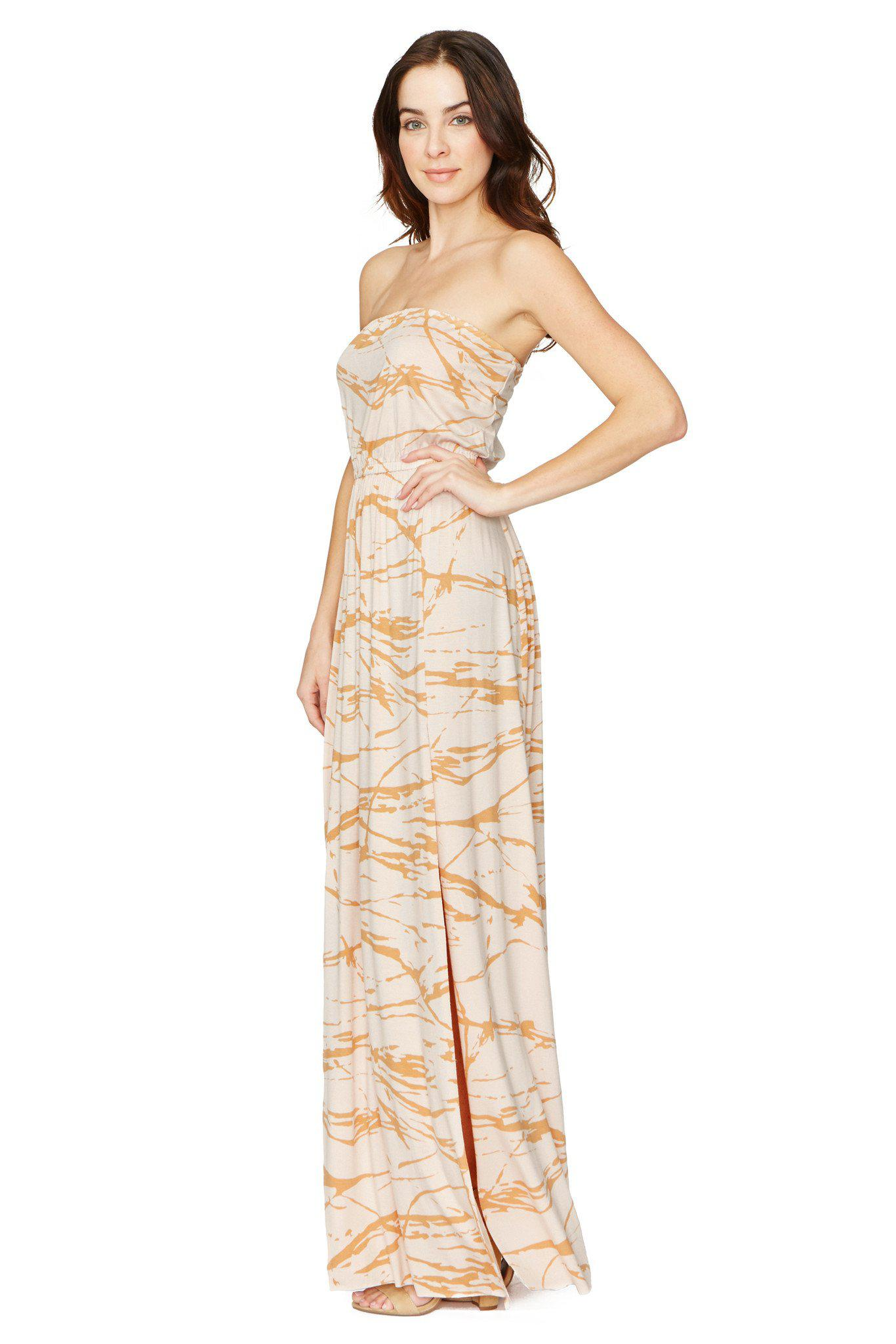 Lyst - Rachel Pally Luletta Dress - Champagne Reverie in Pink 2ffb0095d