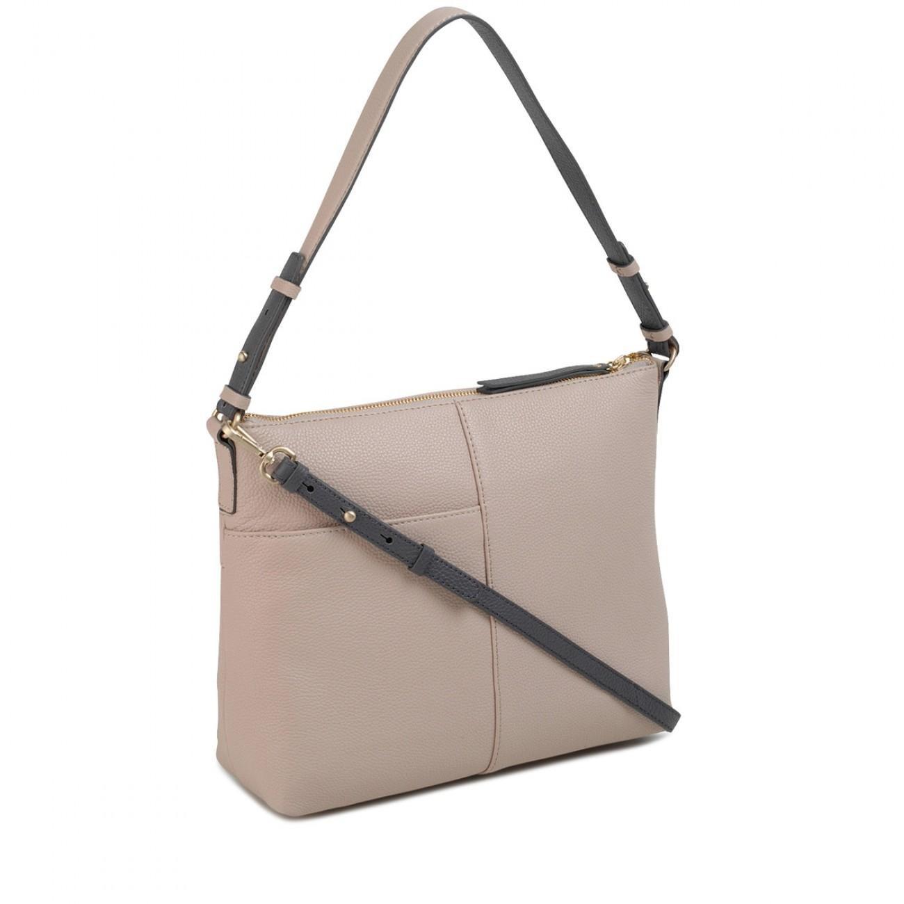 36716c3c364a Radley - Gray Smith Street Medium Zip-top Multiway Shoulder Bag - Lyst.  View fullscreen
